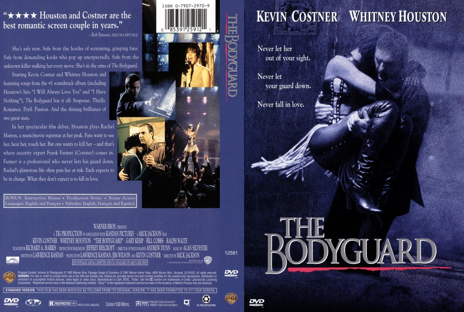the bodyguard 1992 download
