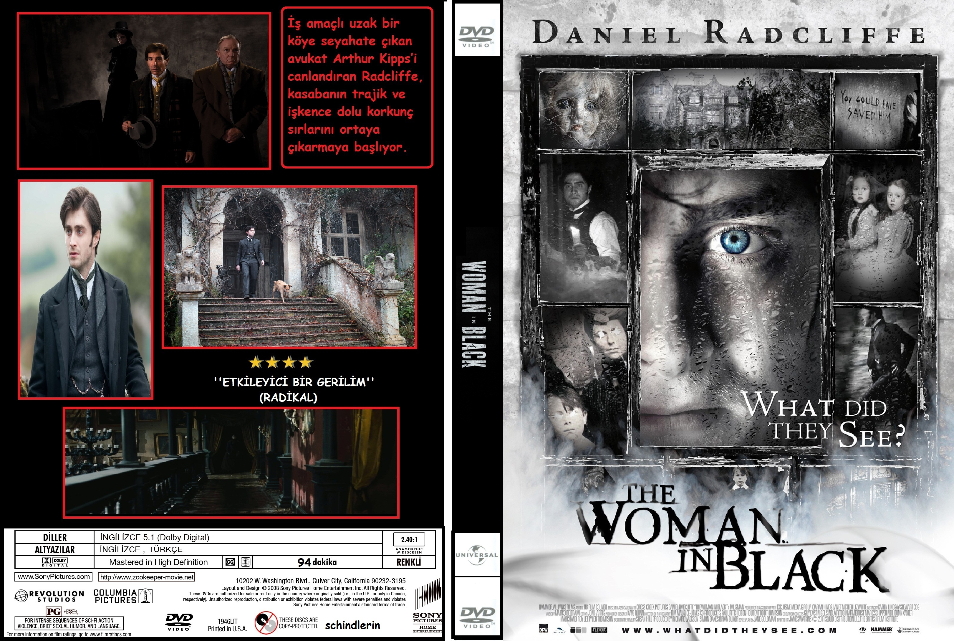covers.box.sk ::: the woman in black (2012) - high quality dvd