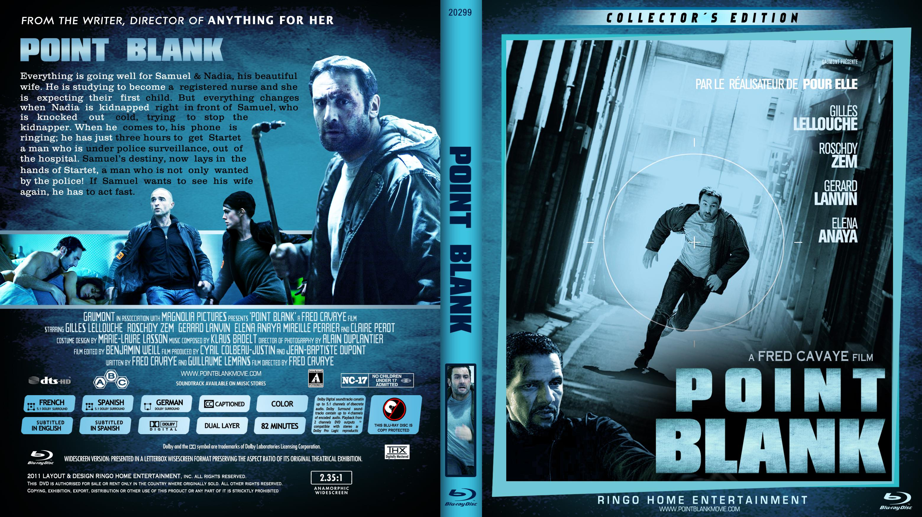 Image result for point blank 2010