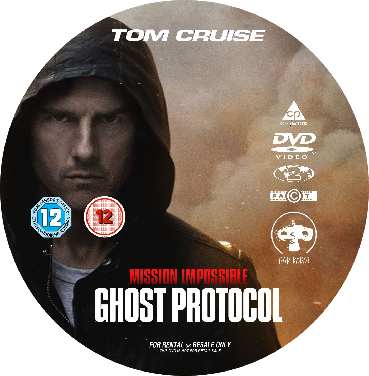 COVERS BOX SK ::: Mission Impossible:Ghost Protocol - high