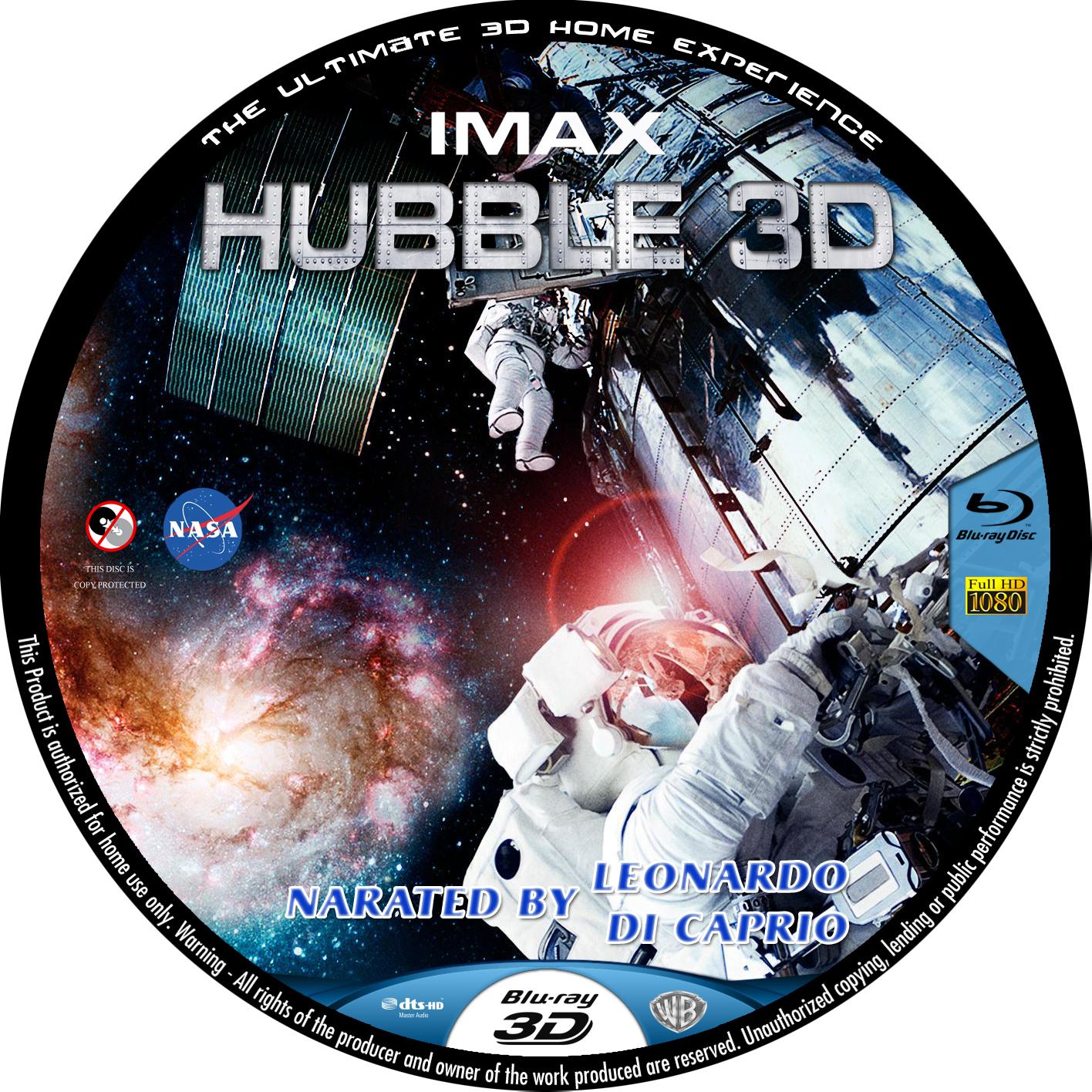 New-rutororg  телескоп хаббл в 3д  imax hubble 3d