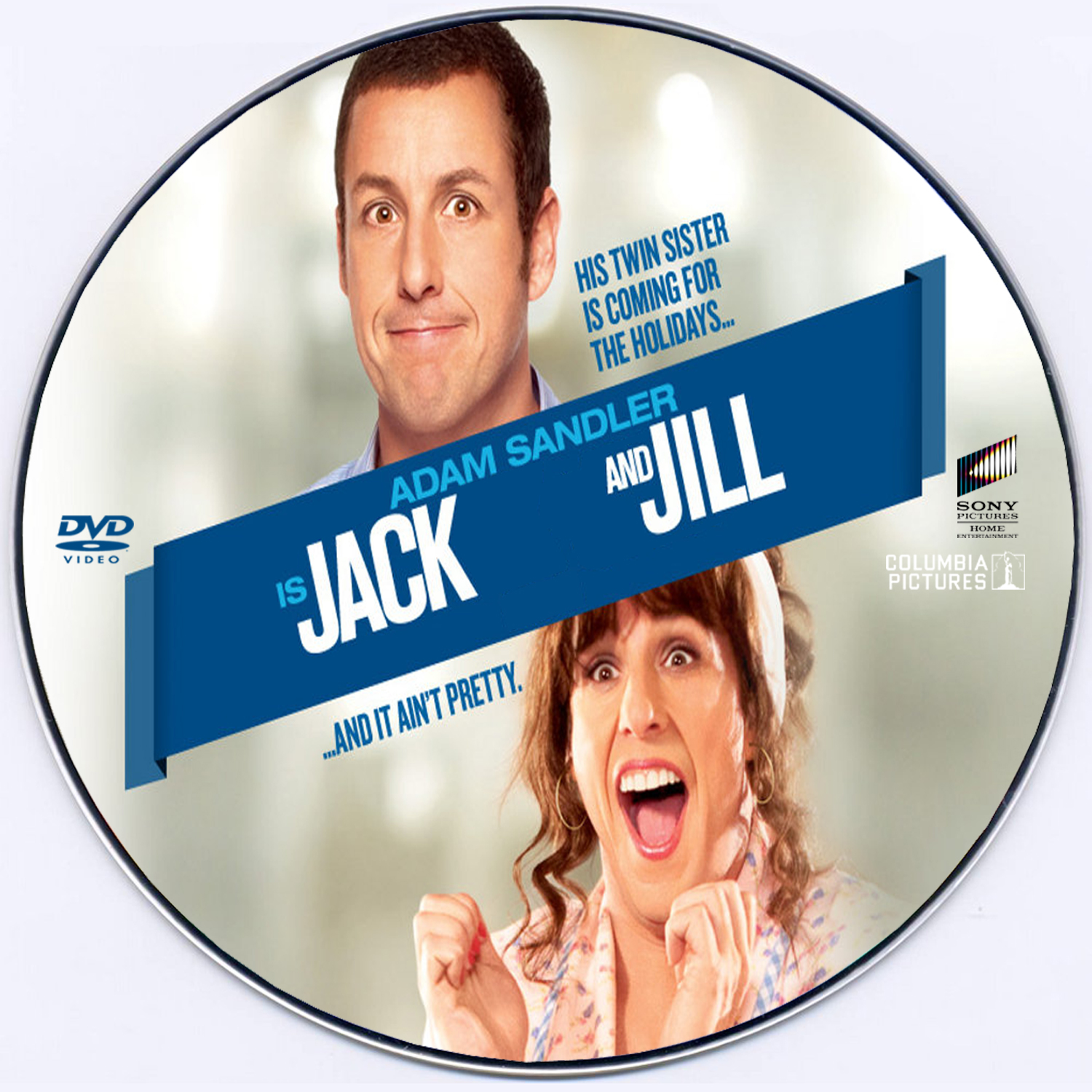 Covers Box Sk Jack And Jill 2011 High Quality Dvd