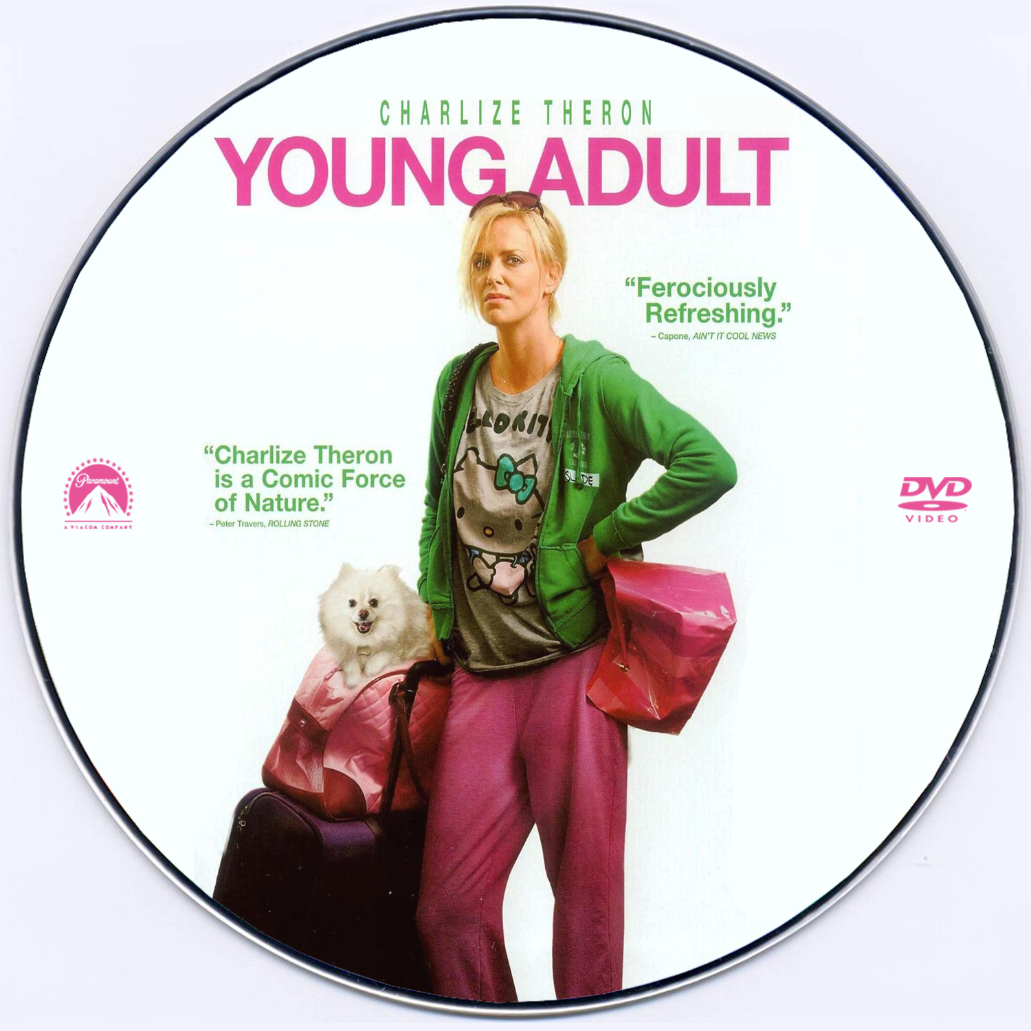 Adult cover dvd video