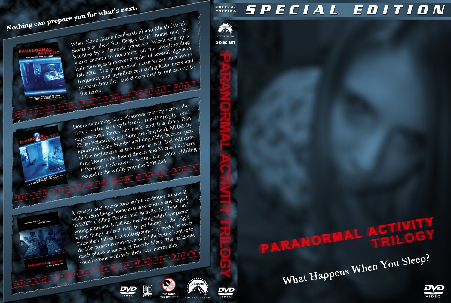 paranormal activity 5 cover - photo #11
