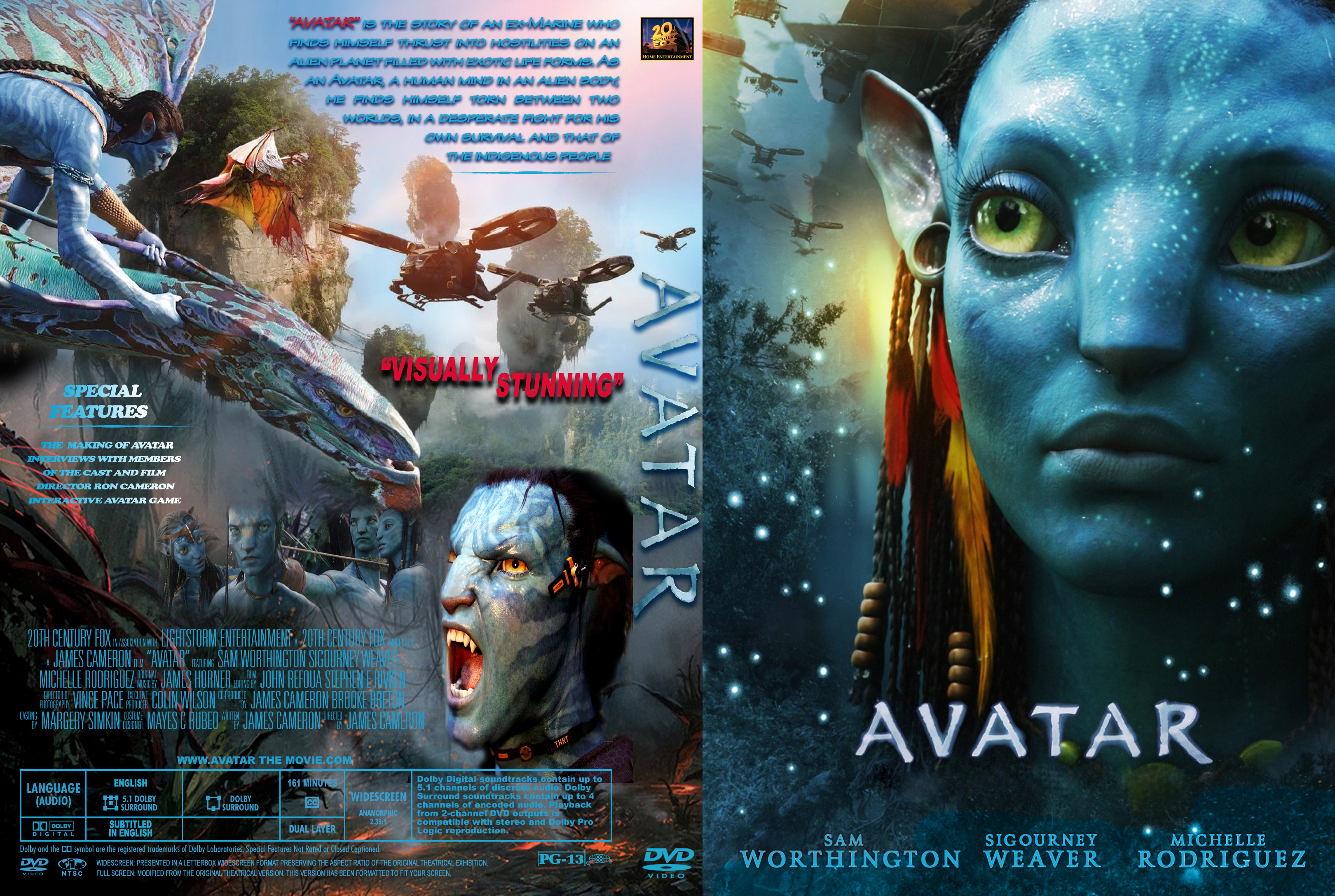 Avatar Movie Wallpapers amp Theme For Windows  TechNorms