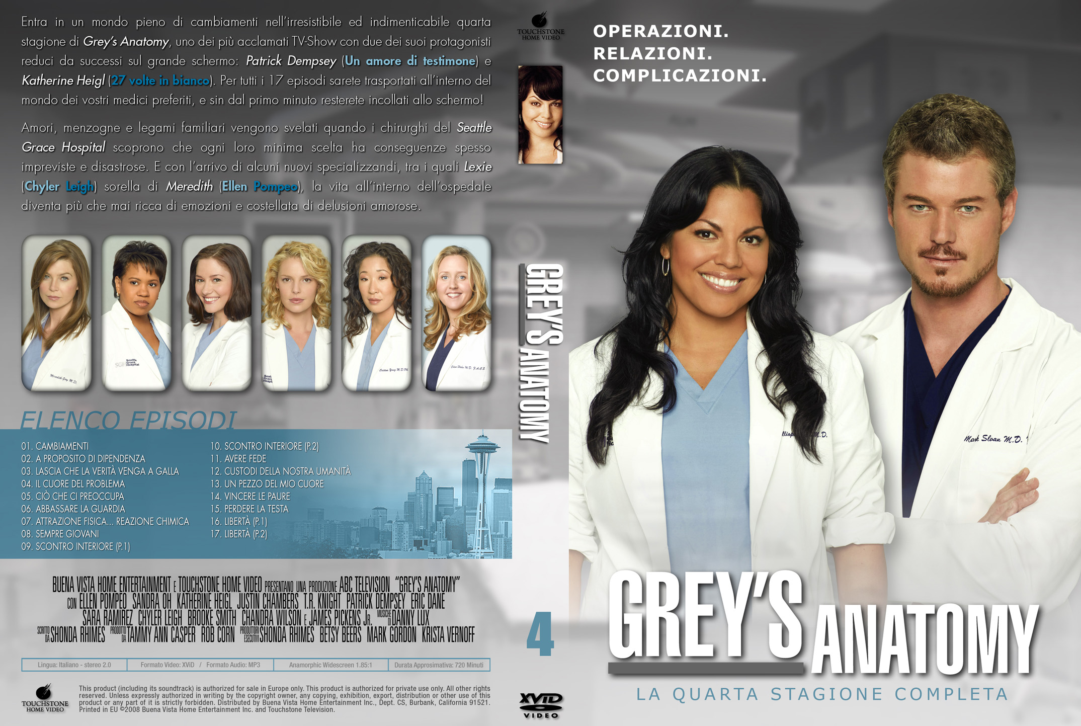 Greys anatomy series 7