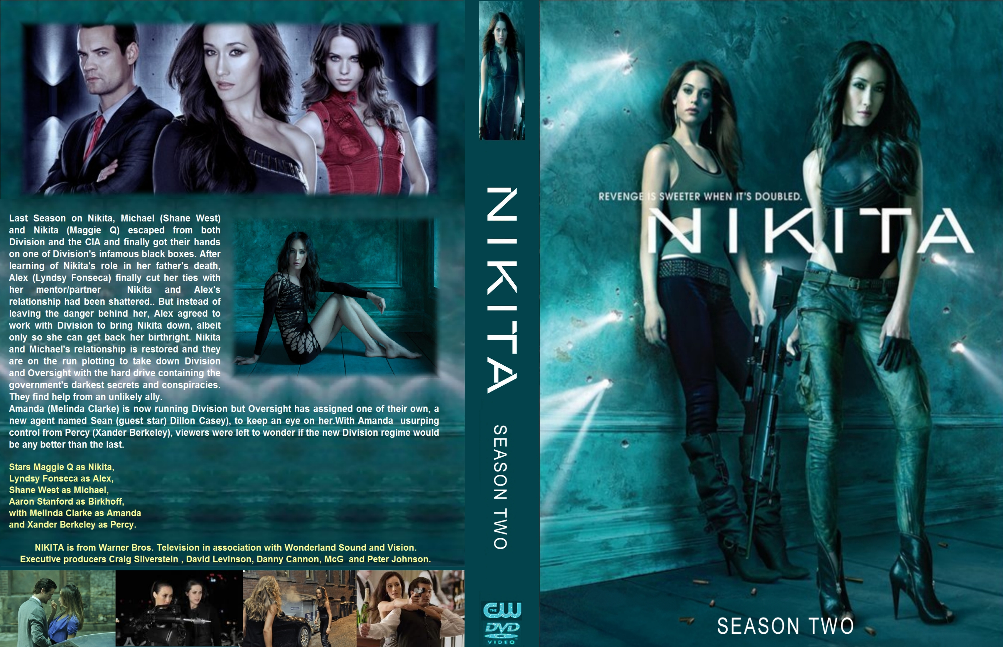 Book Cover Series Imdb : Covers box sk nikita season imdb dl high