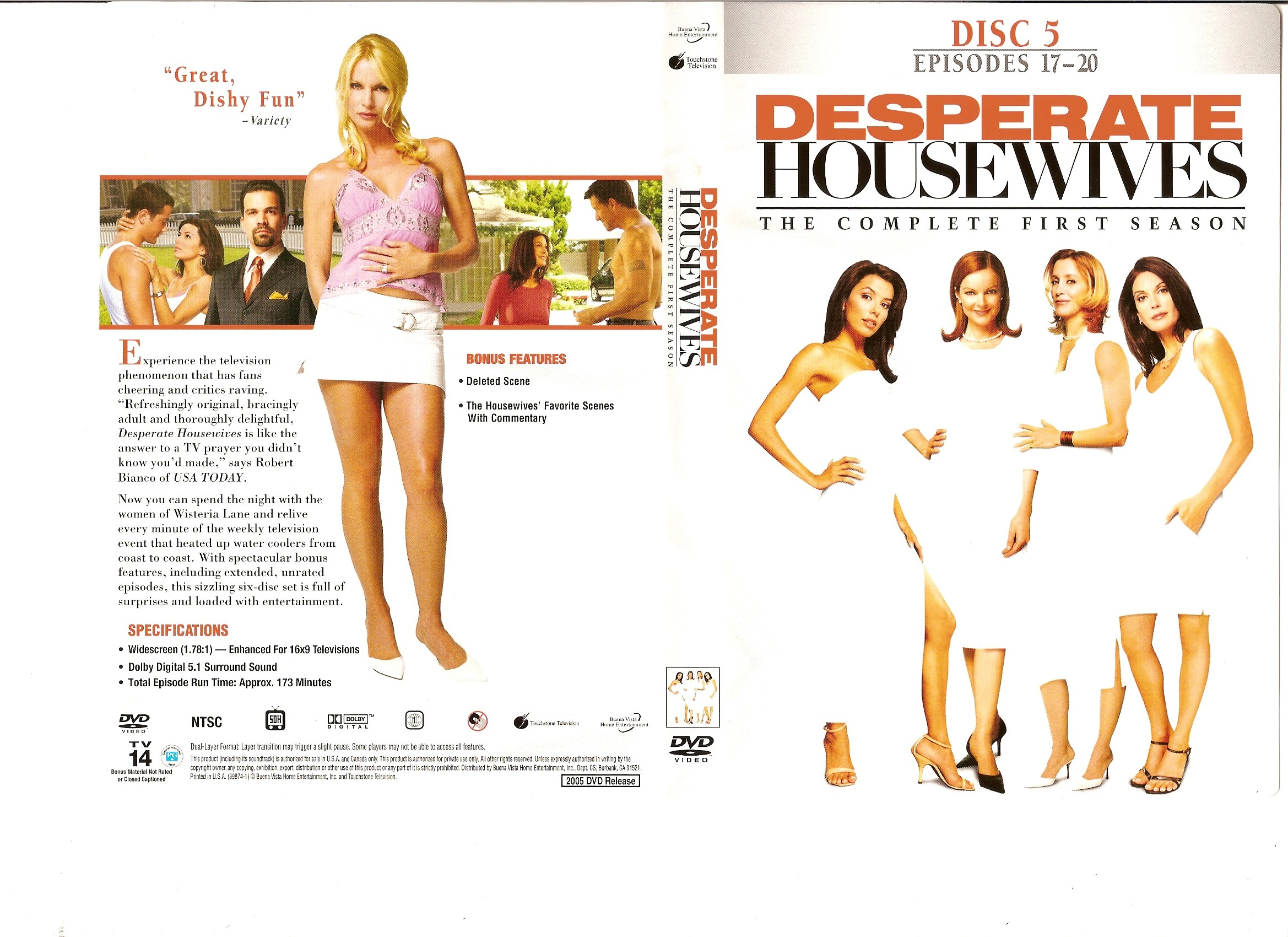 covers box sk desperate housewives season 1 imdb dl5 high quality dvd blueray movie. Black Bedroom Furniture Sets. Home Design Ideas