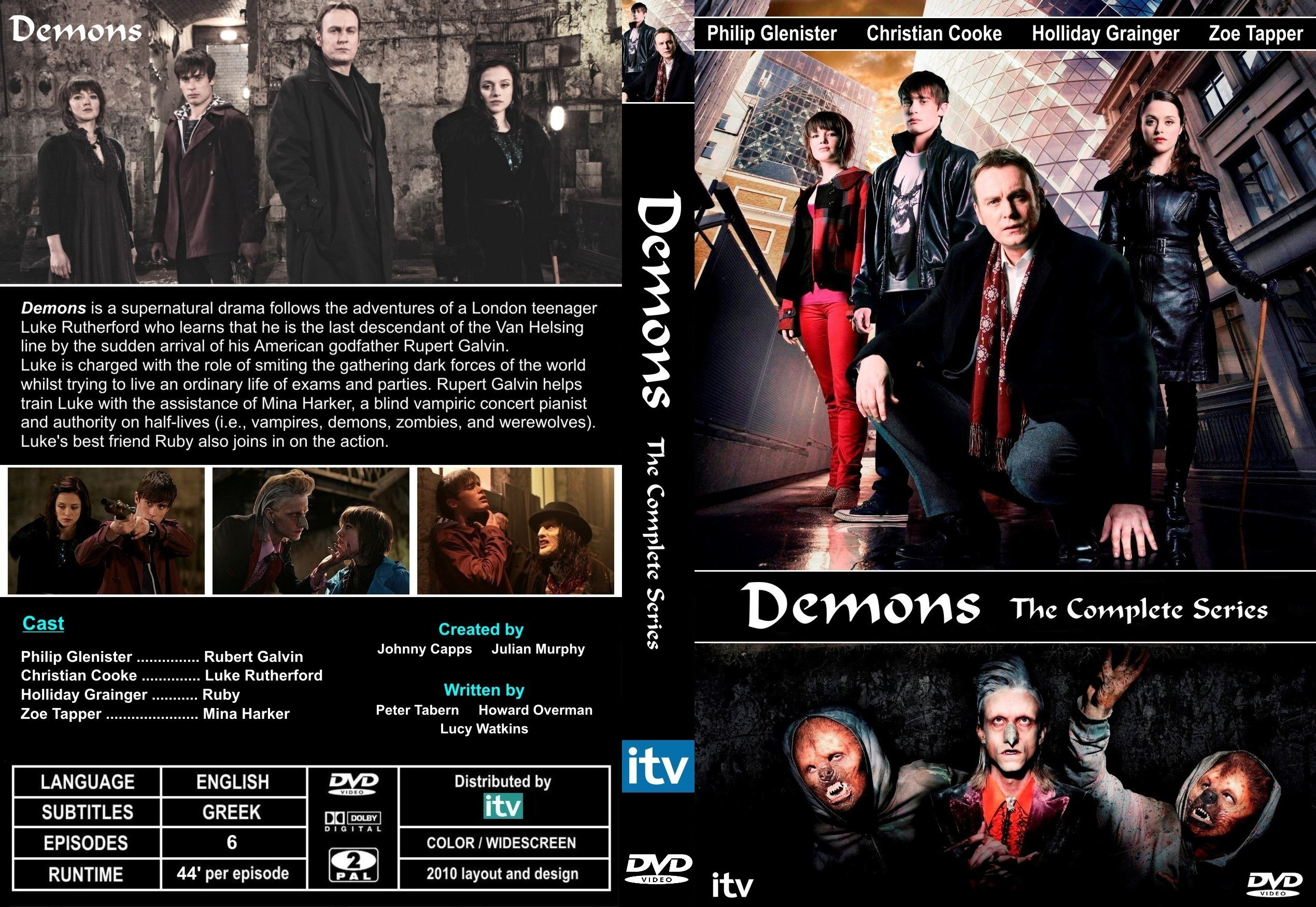 Book Cover Series Imdb : Covers box sk demons imdb dl high quality dvd