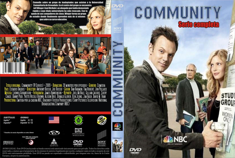 Xem Phim Những Người Vui Tính Phần 1 - Community Season 1 - Wallpaper Full HD - Hình nền lớn