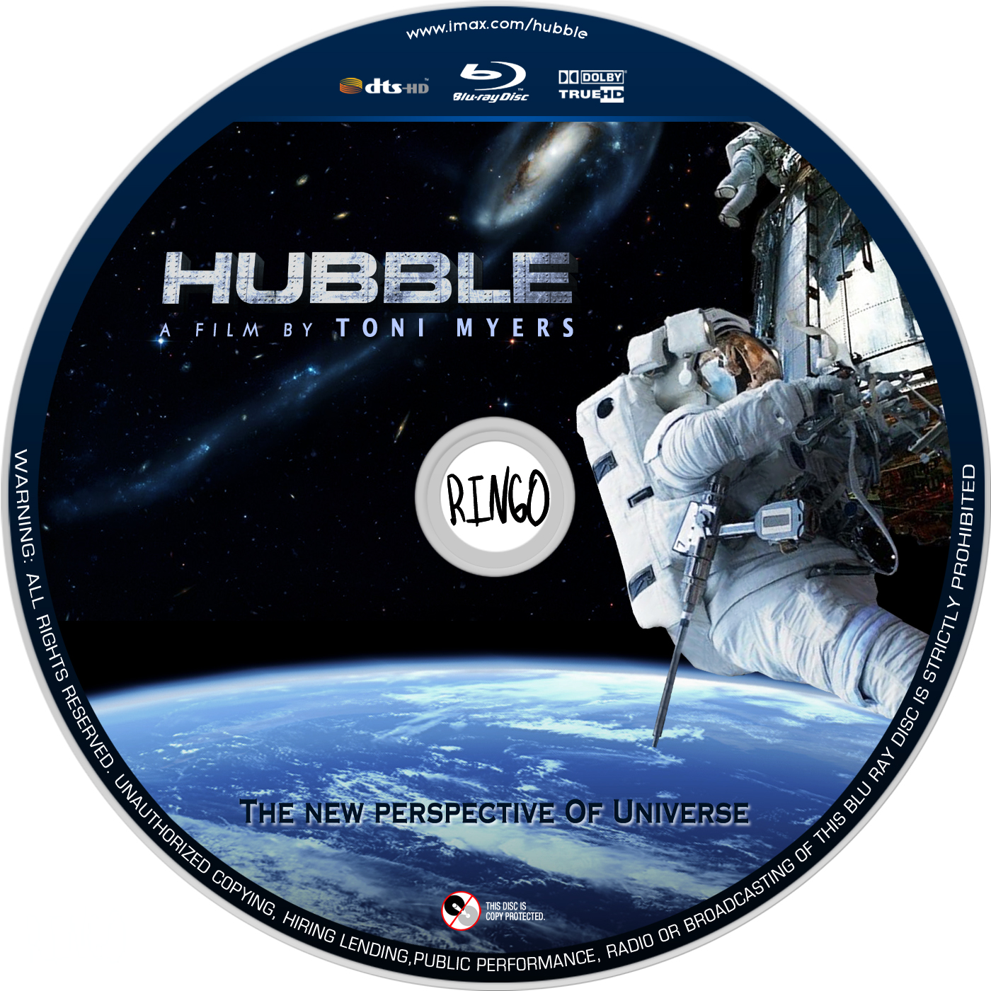 cover blu ray imax hubble - photo #2