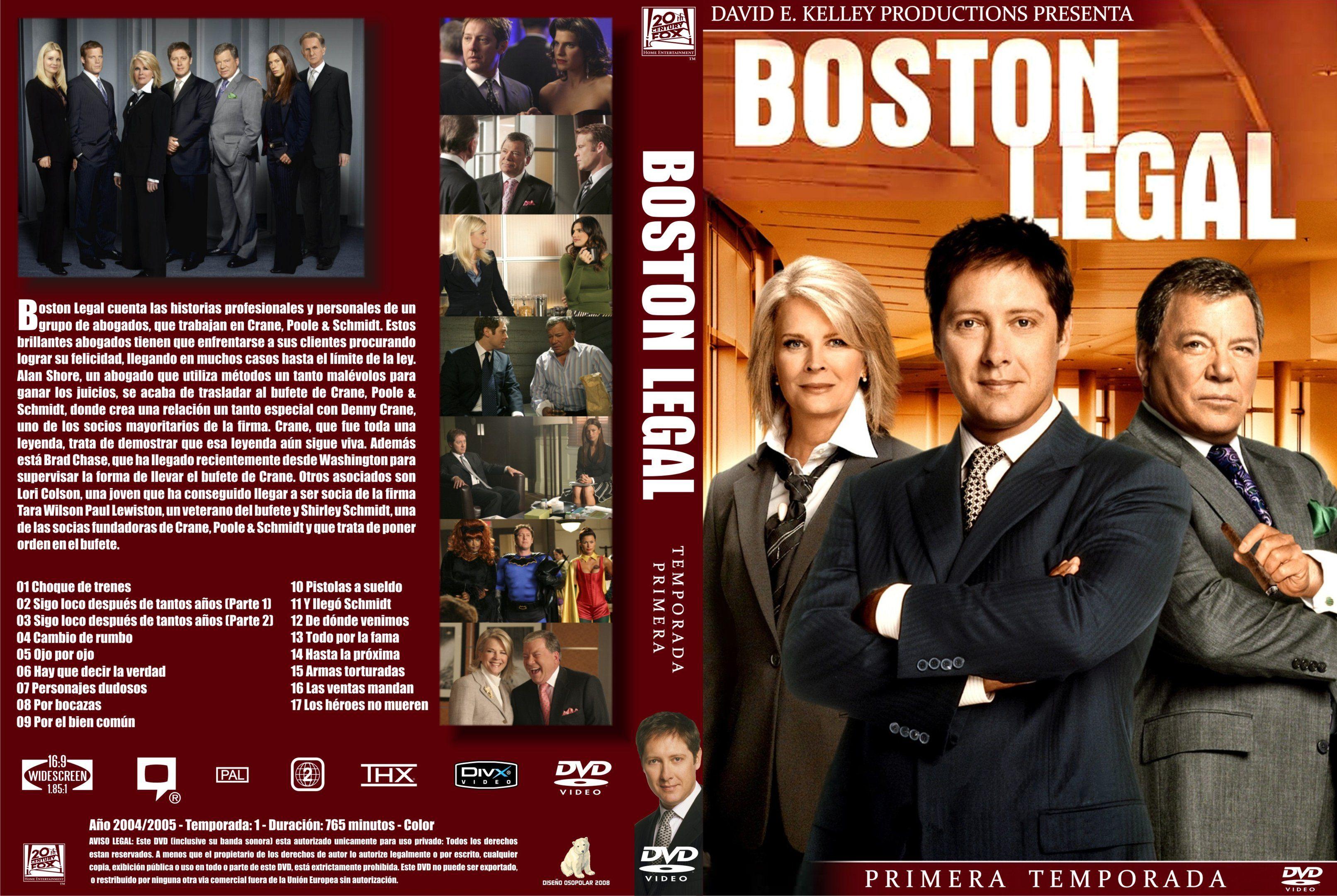 Boston Legal Imdb