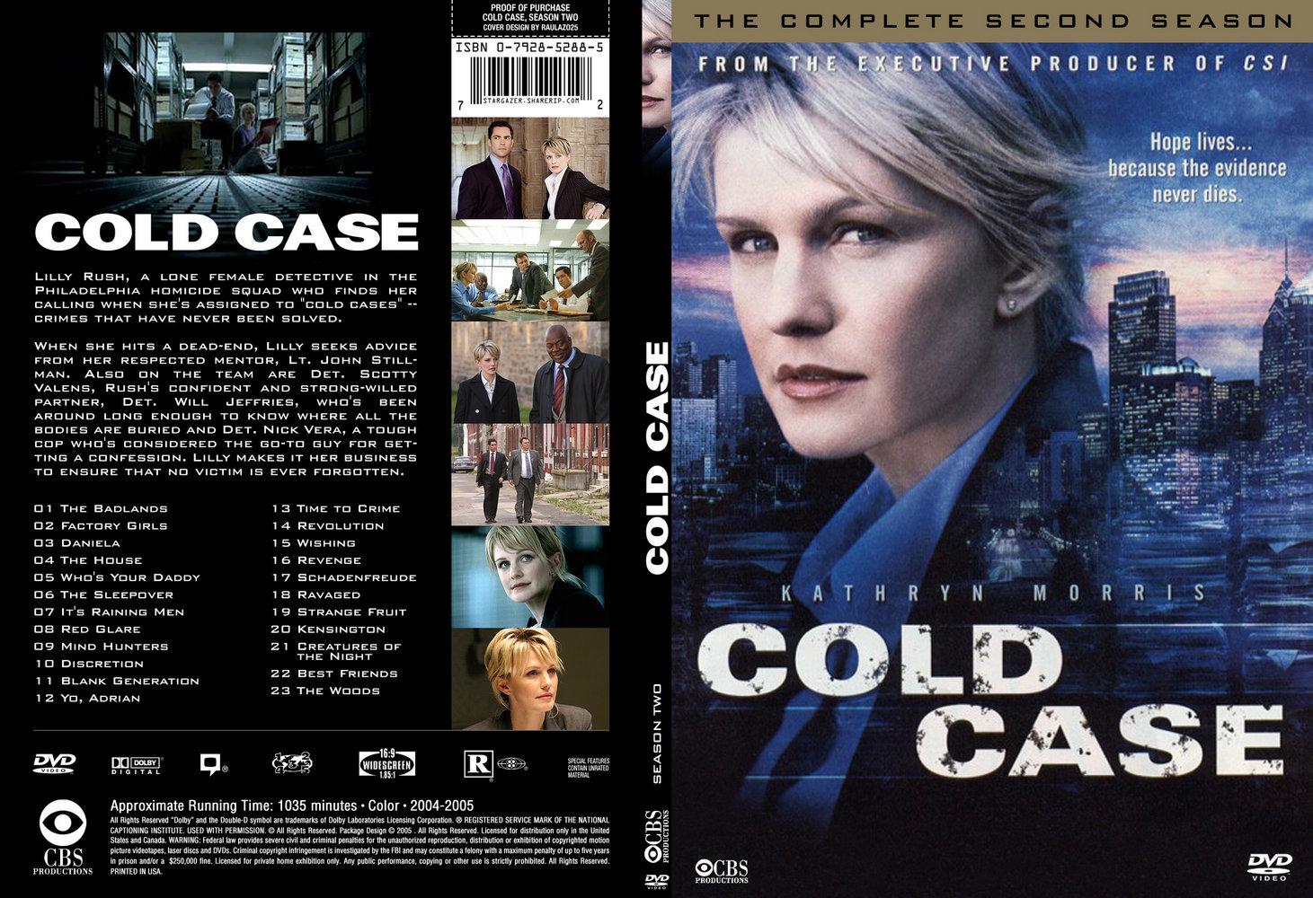 Cold Case Imdb