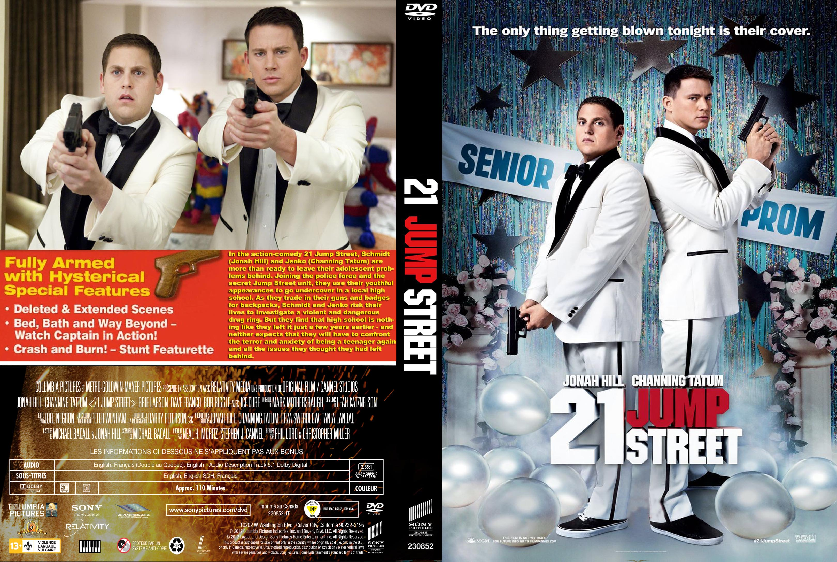21 Jump Street Dvd Cover | www.imgkid.com - The Image Kid ...