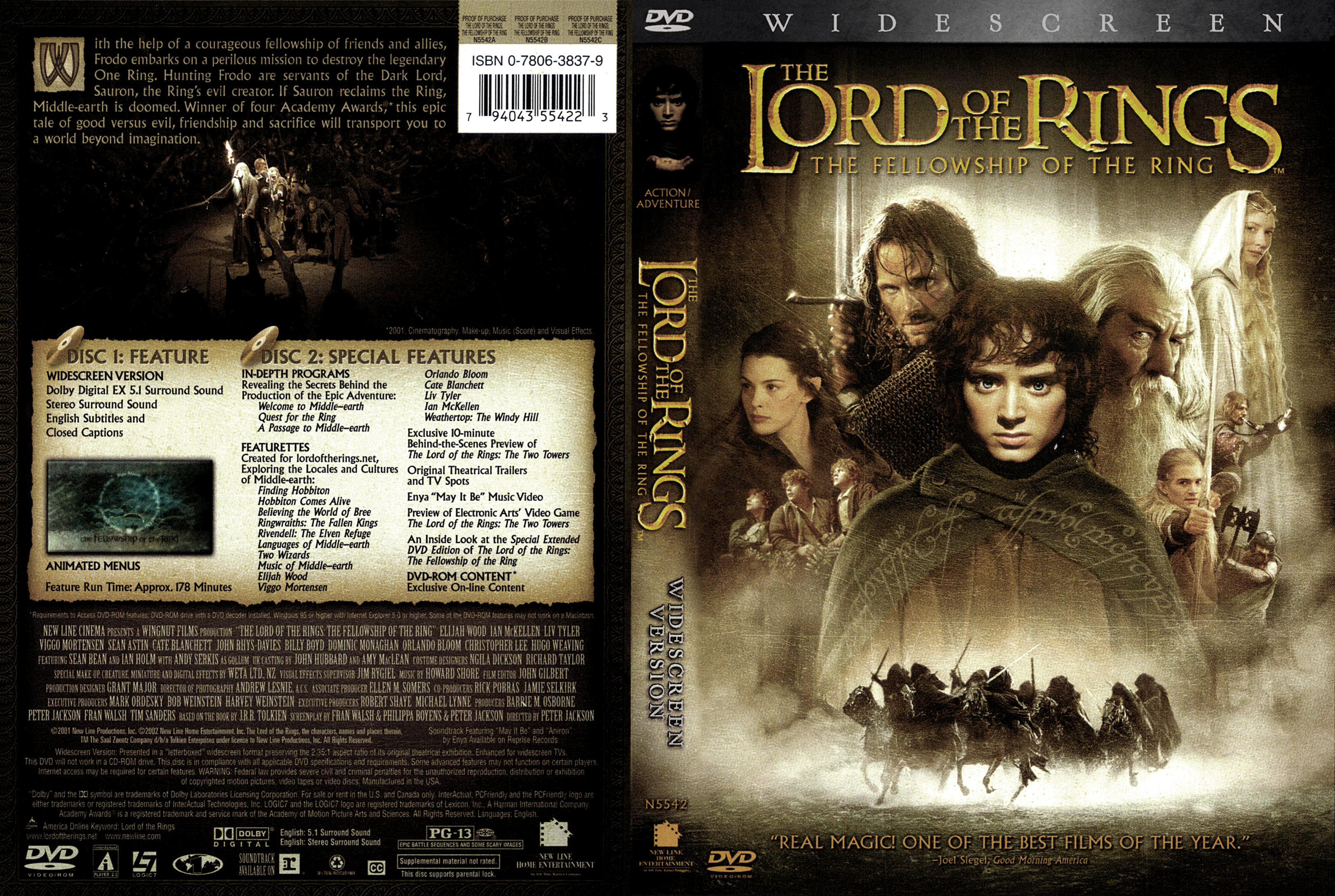 The Lord Of The Rings Site Imdb Com