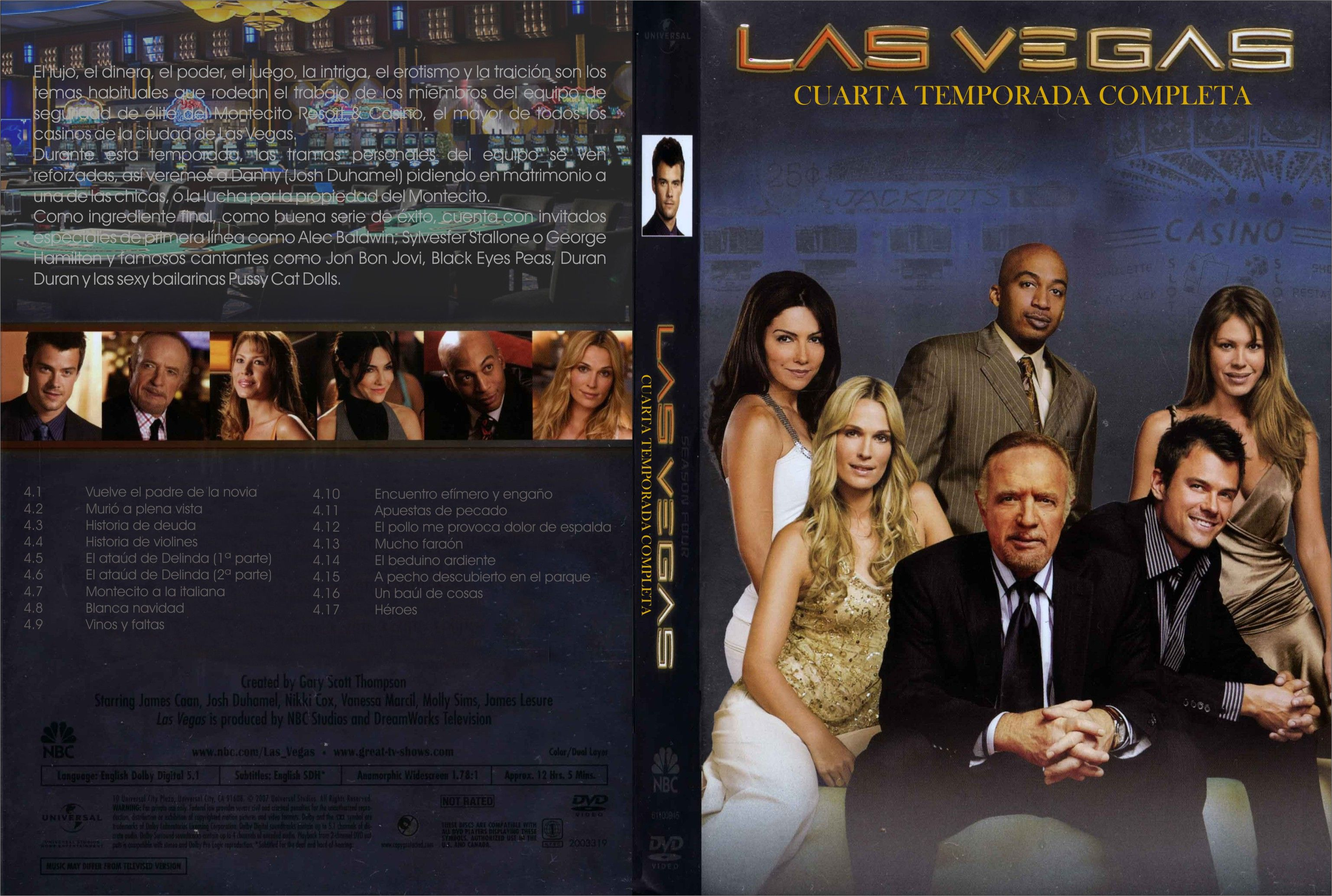 covers box sk las vegas tv series imdb dl5 high quality dvd blueray movie. Black Bedroom Furniture Sets. Home Design Ideas
