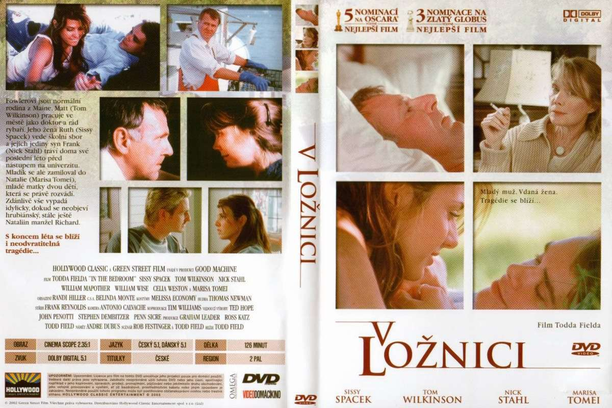 Covers Box Sk In The Bedroom 2001 High Quality Dvd Blueray Movie