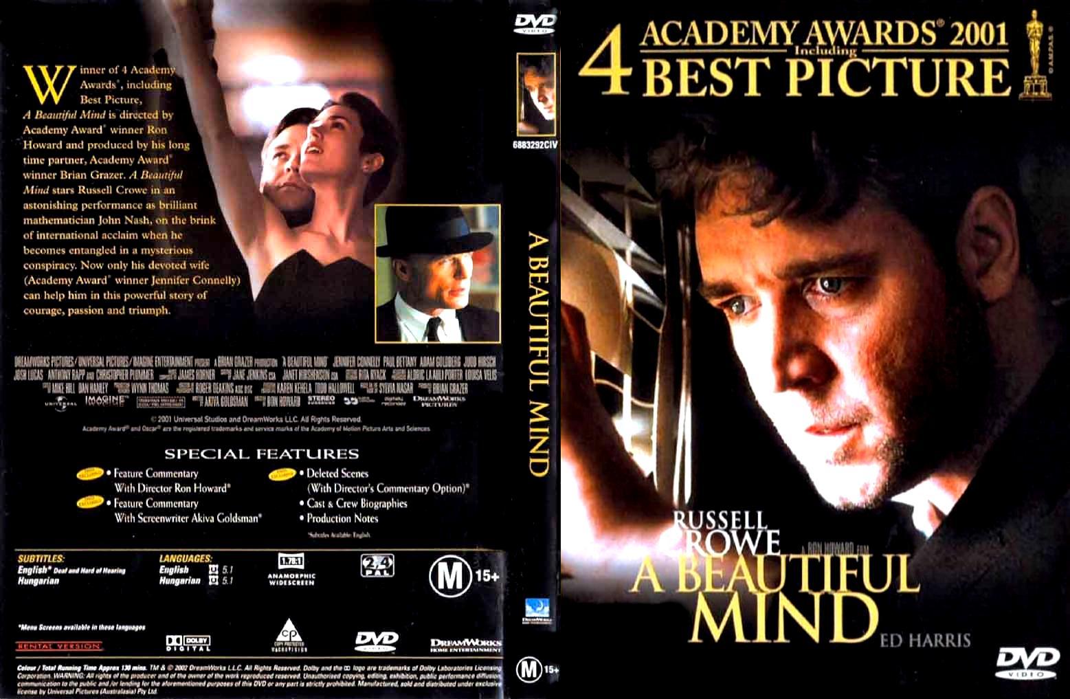 film analysis beautiful mind