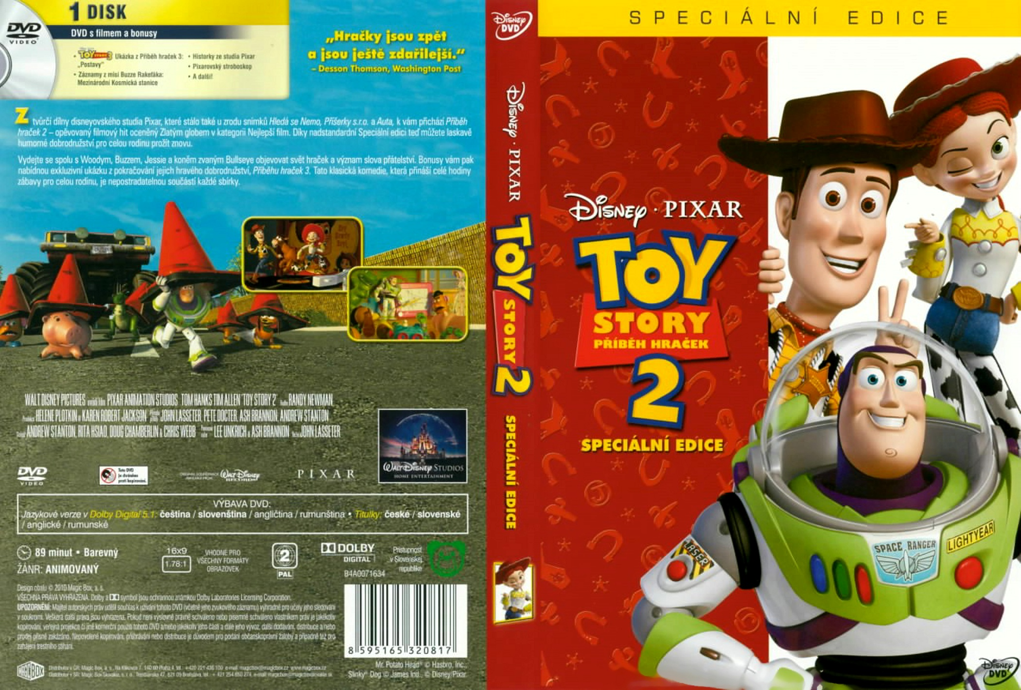Click HERE for ...  sc 1 st  COVERS.BOX.SK & COVERS.BOX.SK ::: Toy Story 2 - high quality DVD / Blueray / Movie Aboutintivar.Com