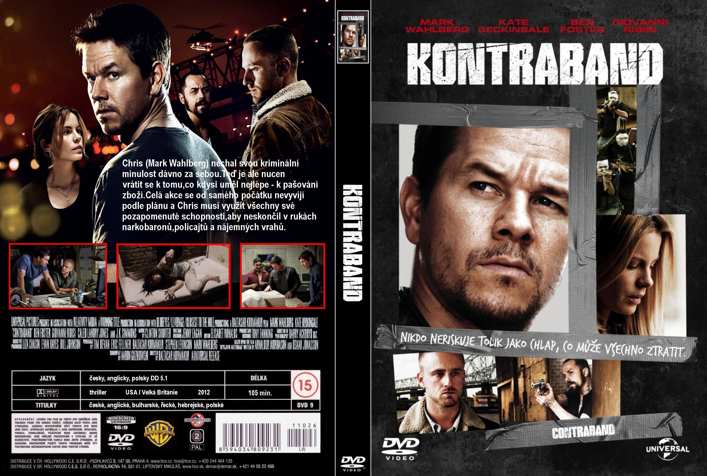film contraband 2012