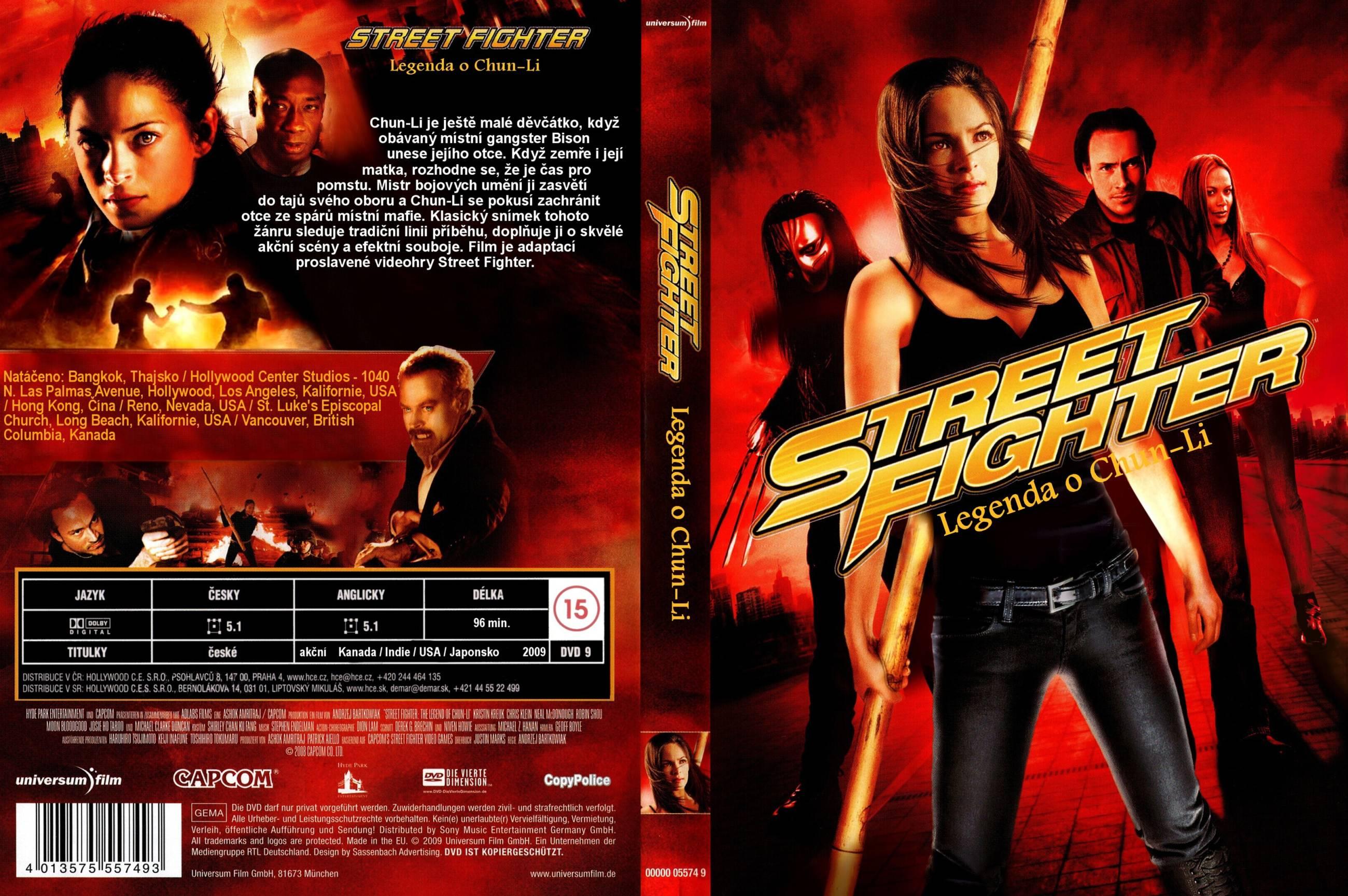 Covers Box Sk Street Fighter The Legend Of Chun Li High