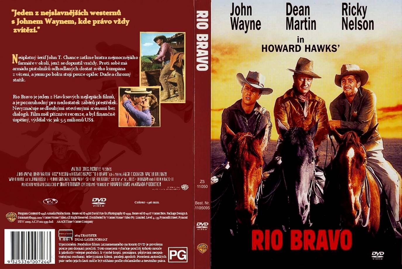 Rio bravo original movie poster ebay