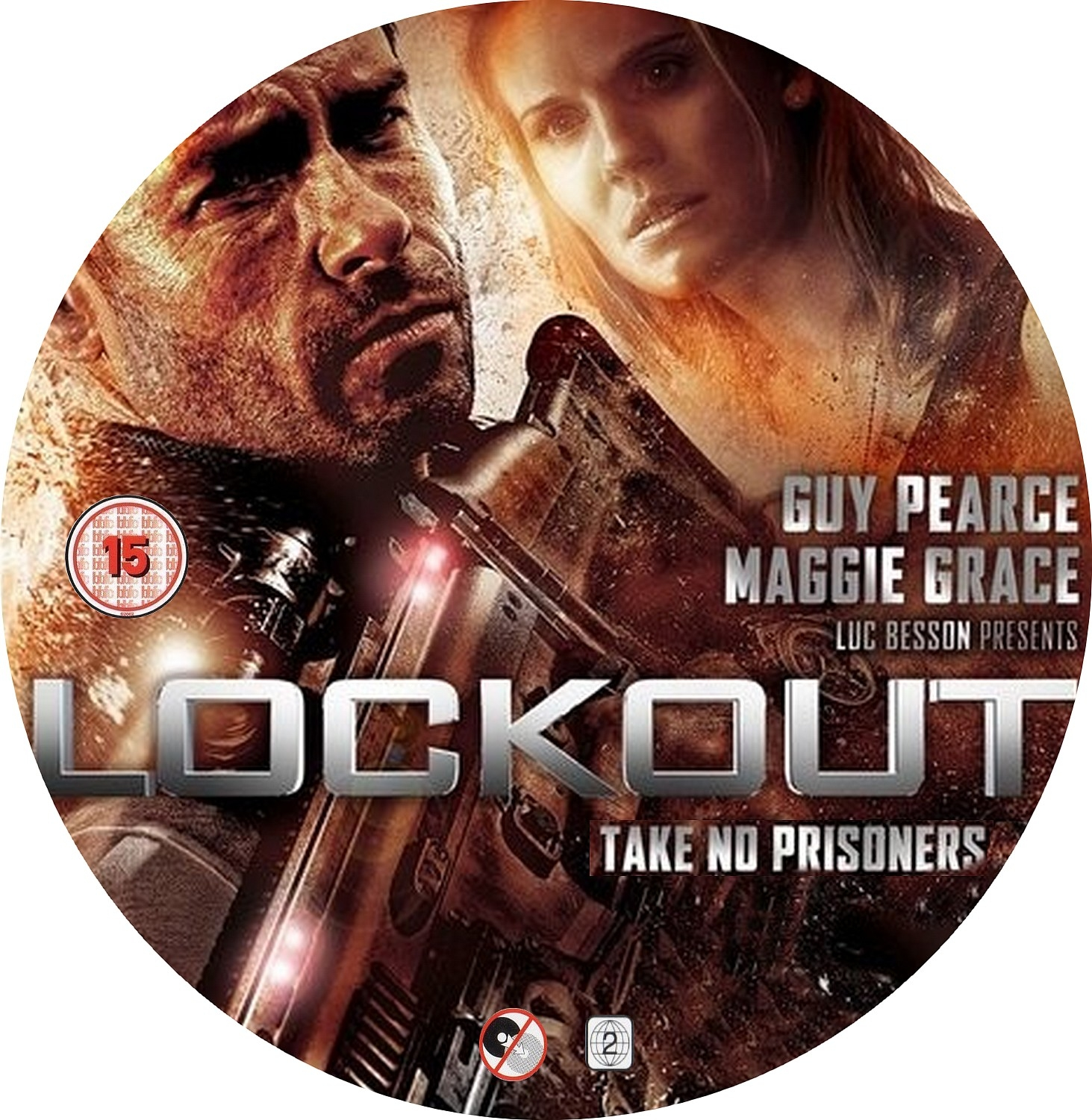 COVERS.BOX.SK ::: Lockout - high quality DVD / Blueray / Movie