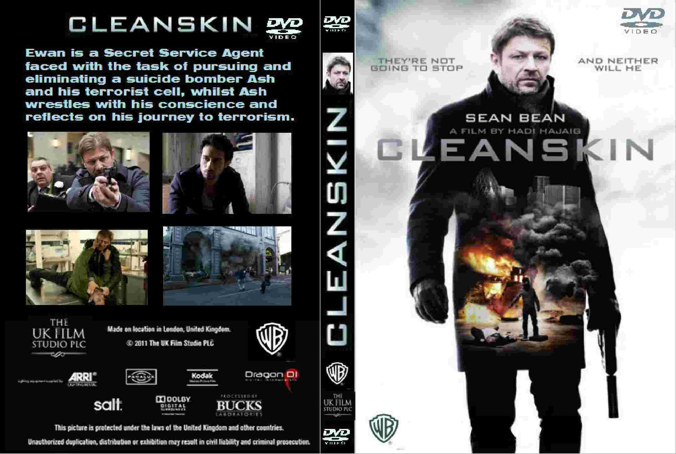 cleanskin full movie download