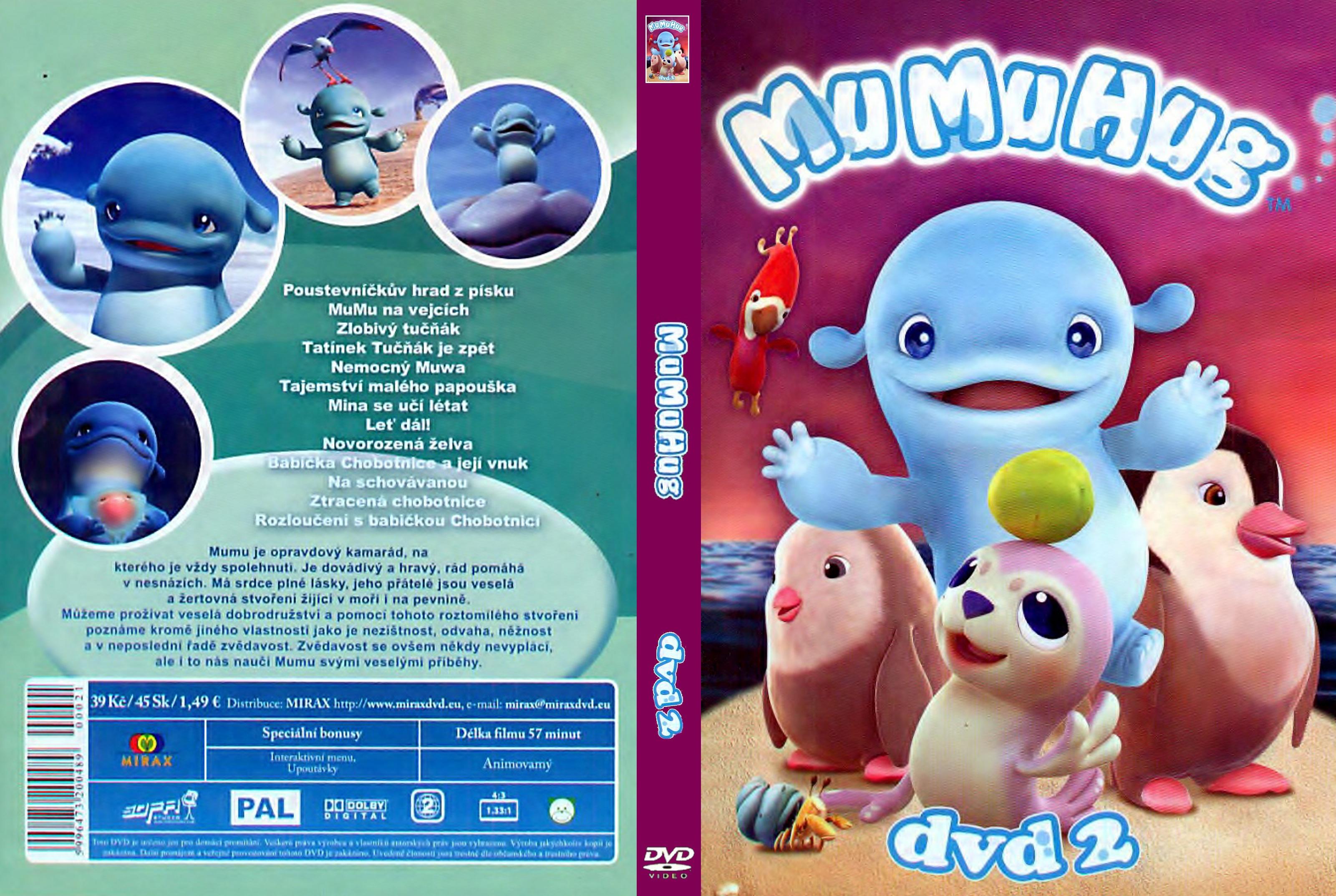mumuhug dvd