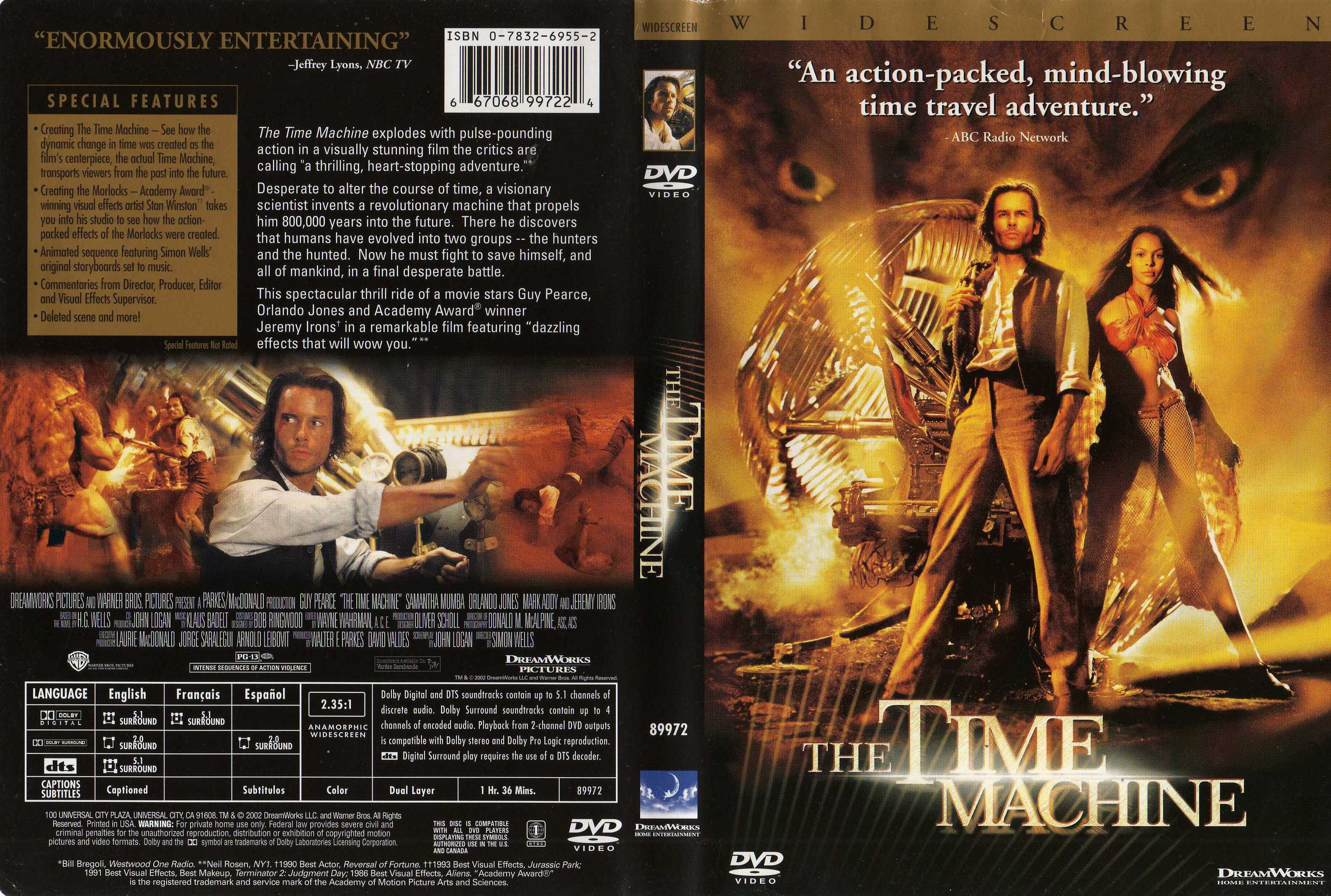 the time machine 2002 download
