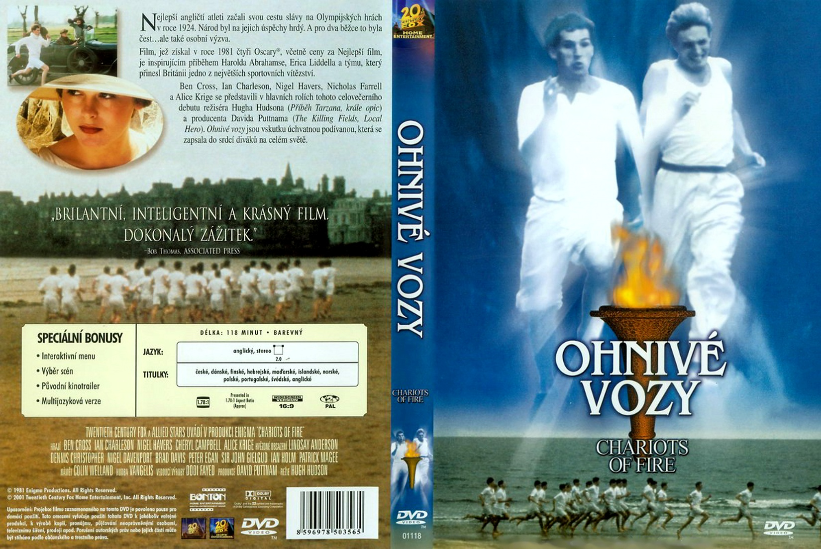 Chariots of fire the movie