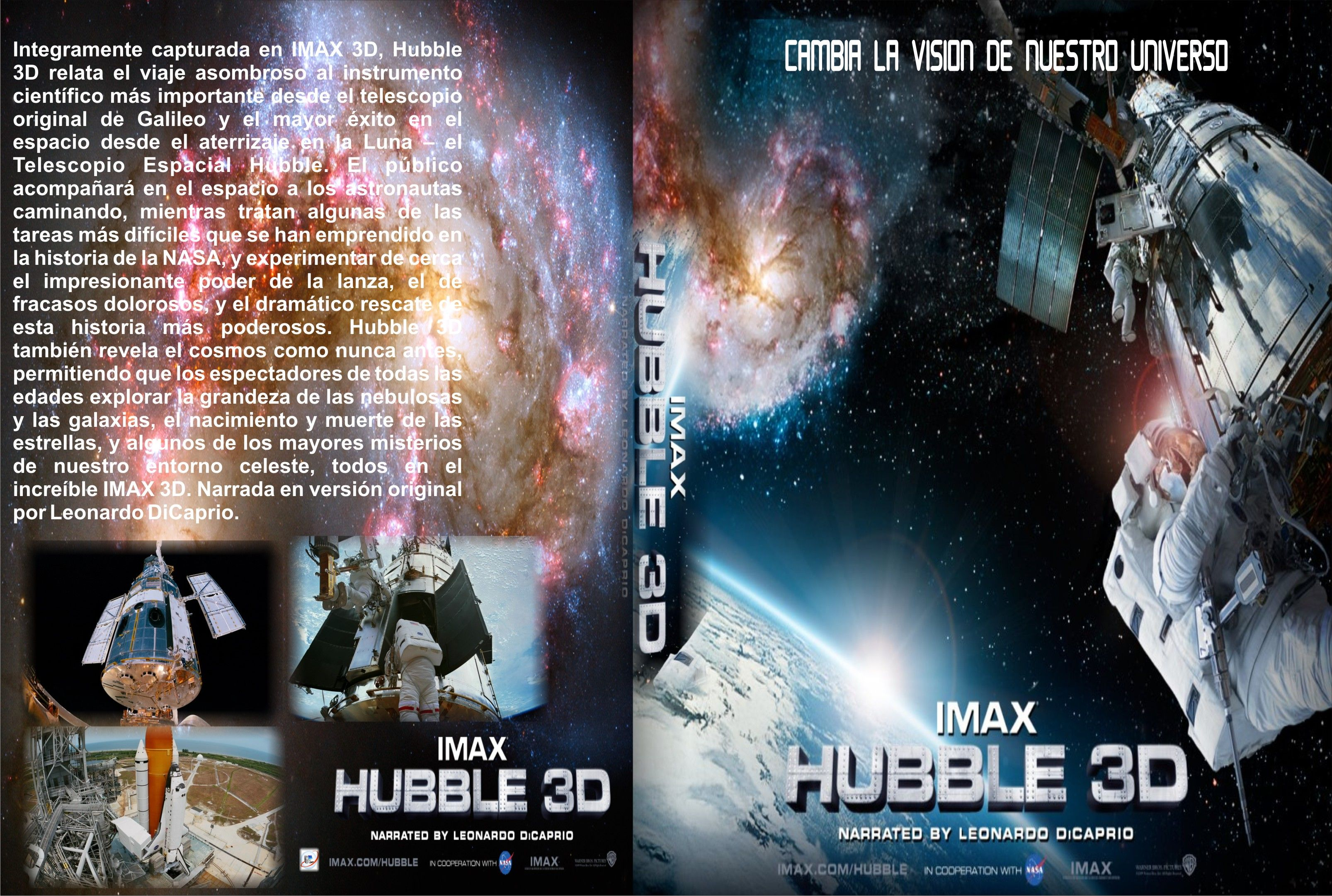 Hubble imax 3d trailer - youtube