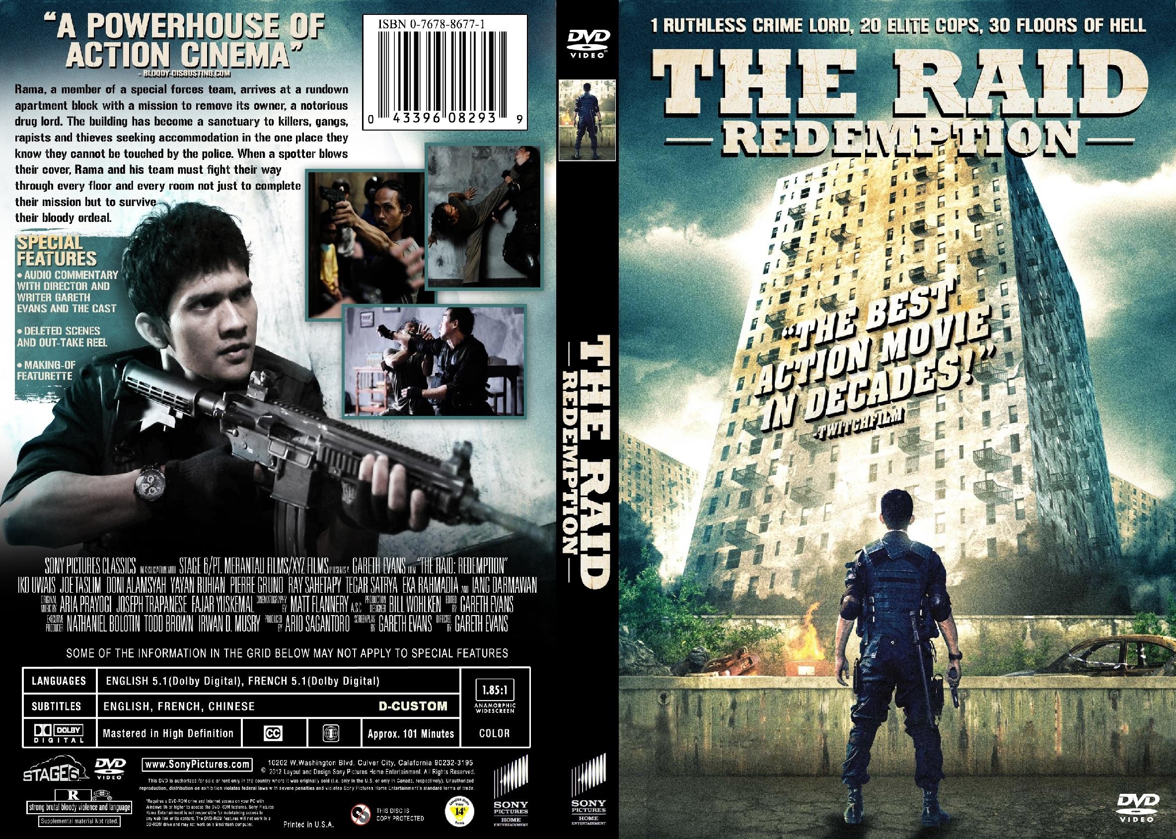 The Raid Торрент