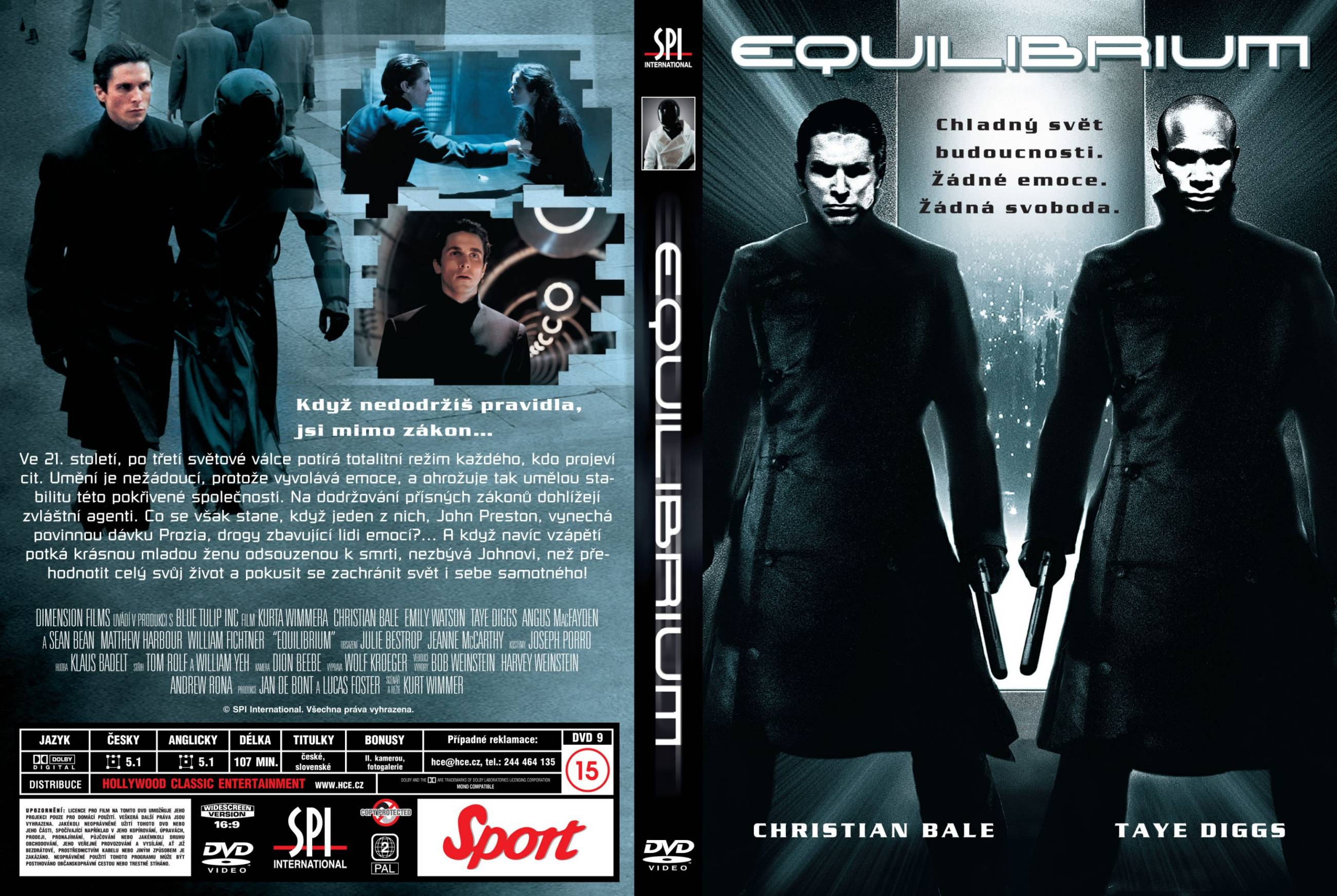 equilibrium movie review - HD 2600×1743