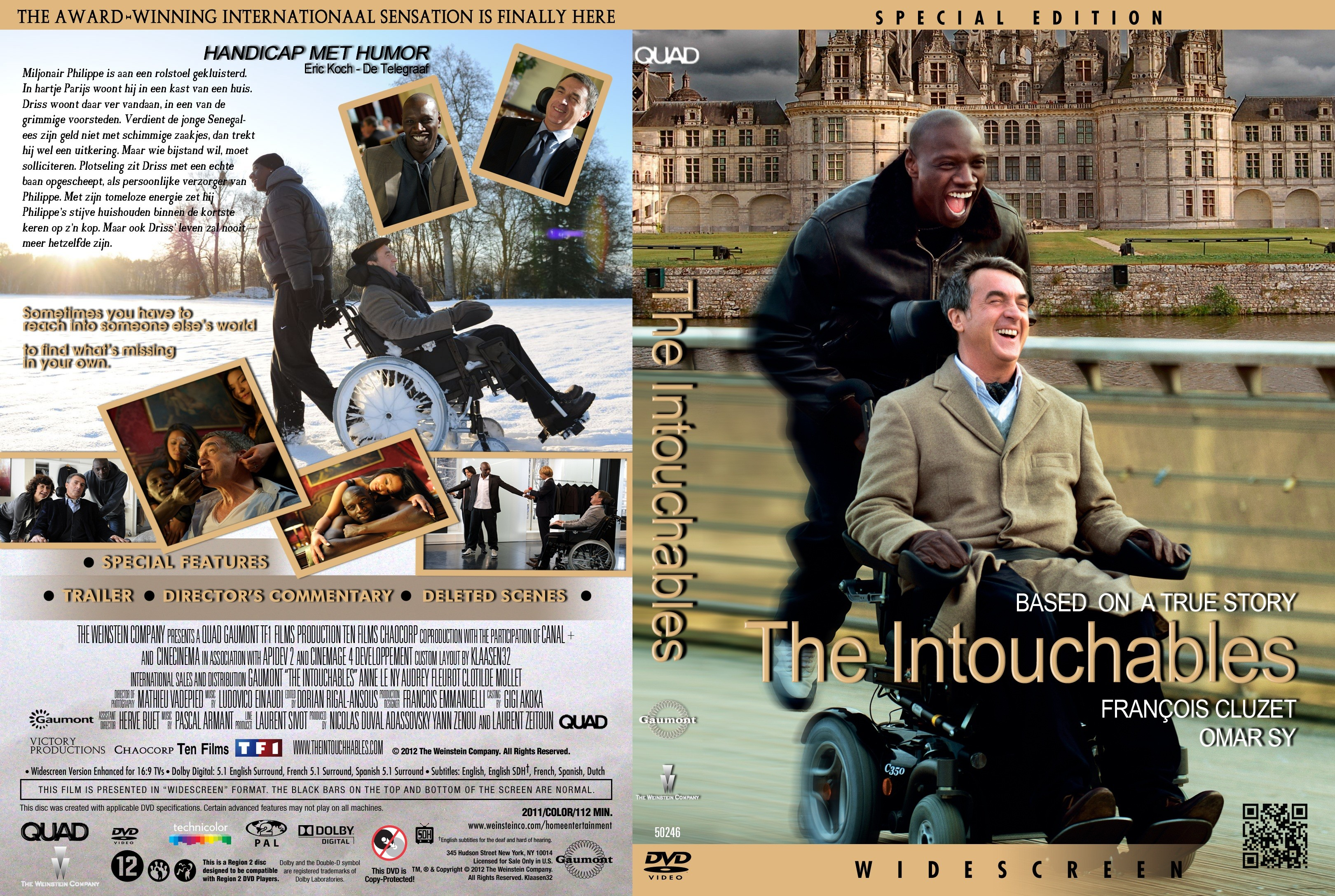 intouchables full movie english online