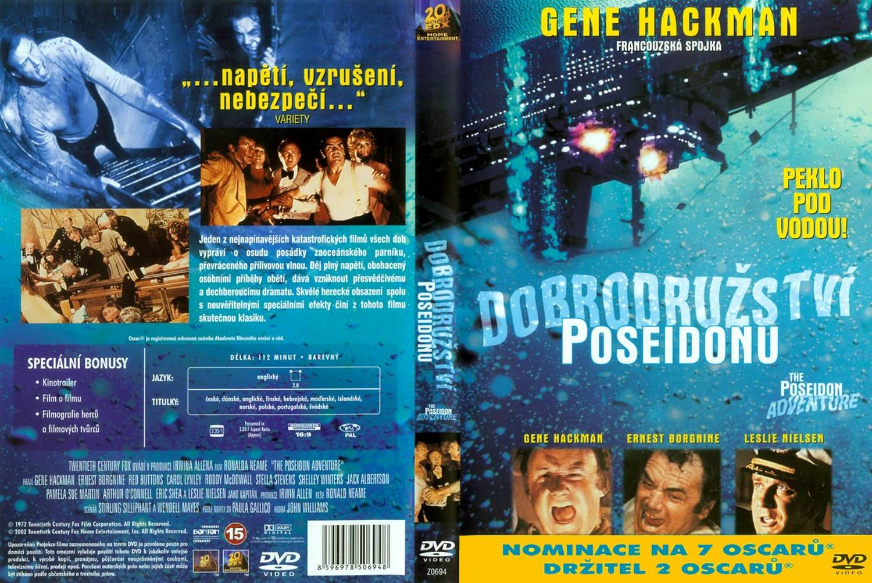 Covers Box Sk Poseidon Adventure The 1972 High