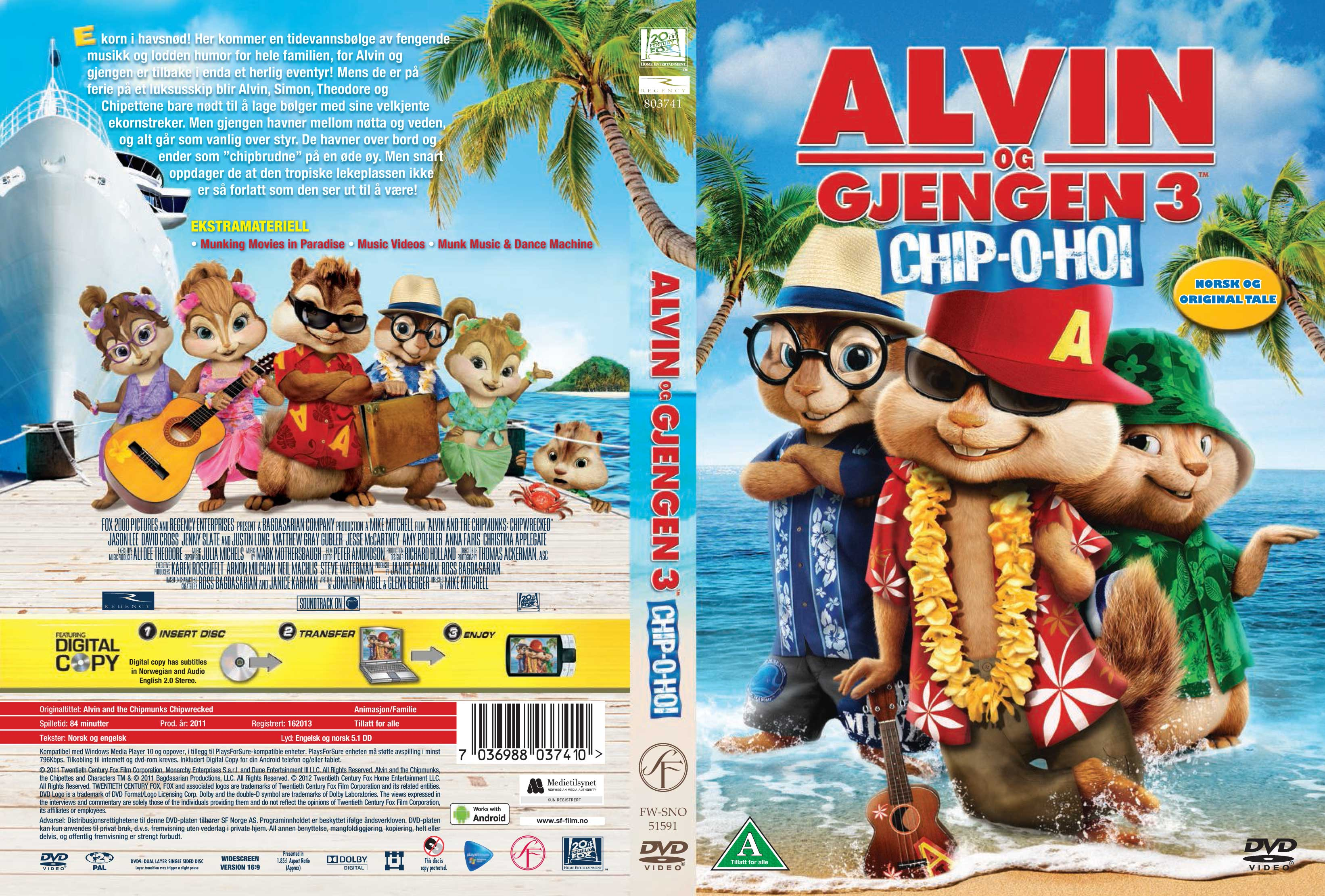 Alvin And The Chipmunks 3 Images covers.box.sk ::: alvin and the chipmunks 3 (2011) - high