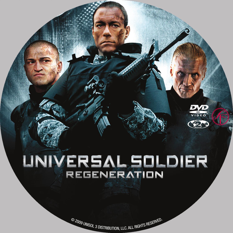 Universal soldier regeneration movie