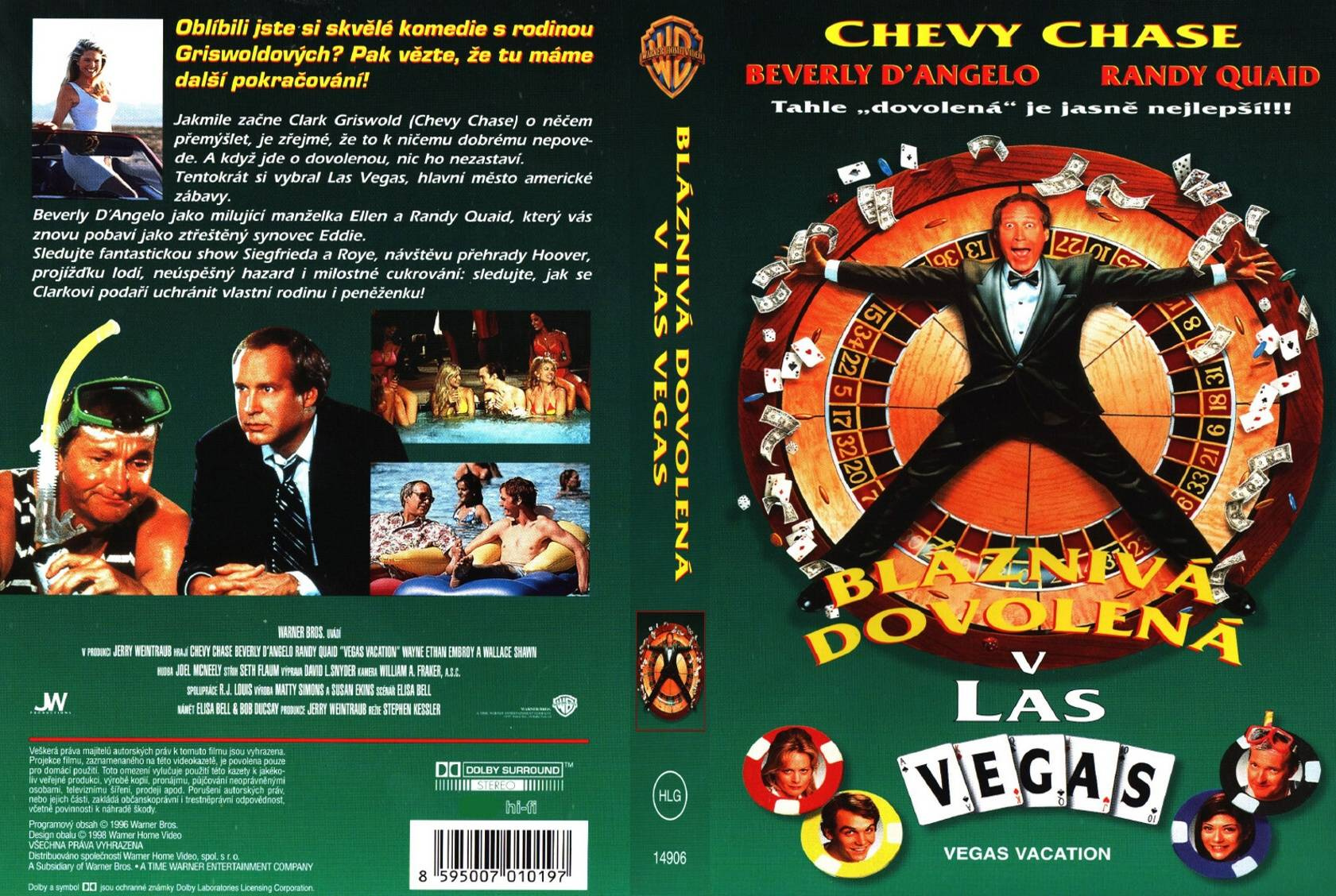 Vacation in vegas movie