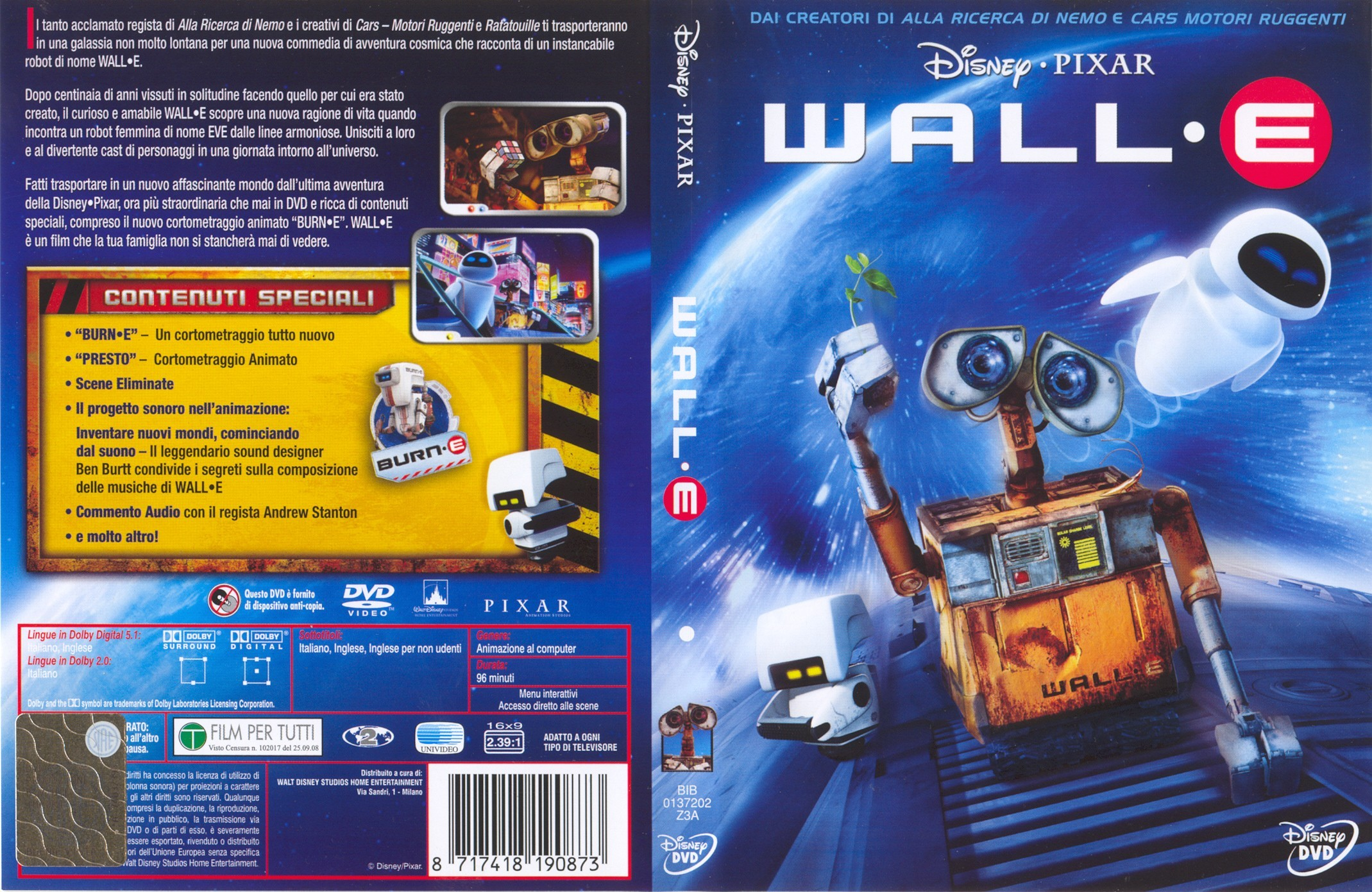coversboxsk wall183e 2008 imdbdl high quality dvd