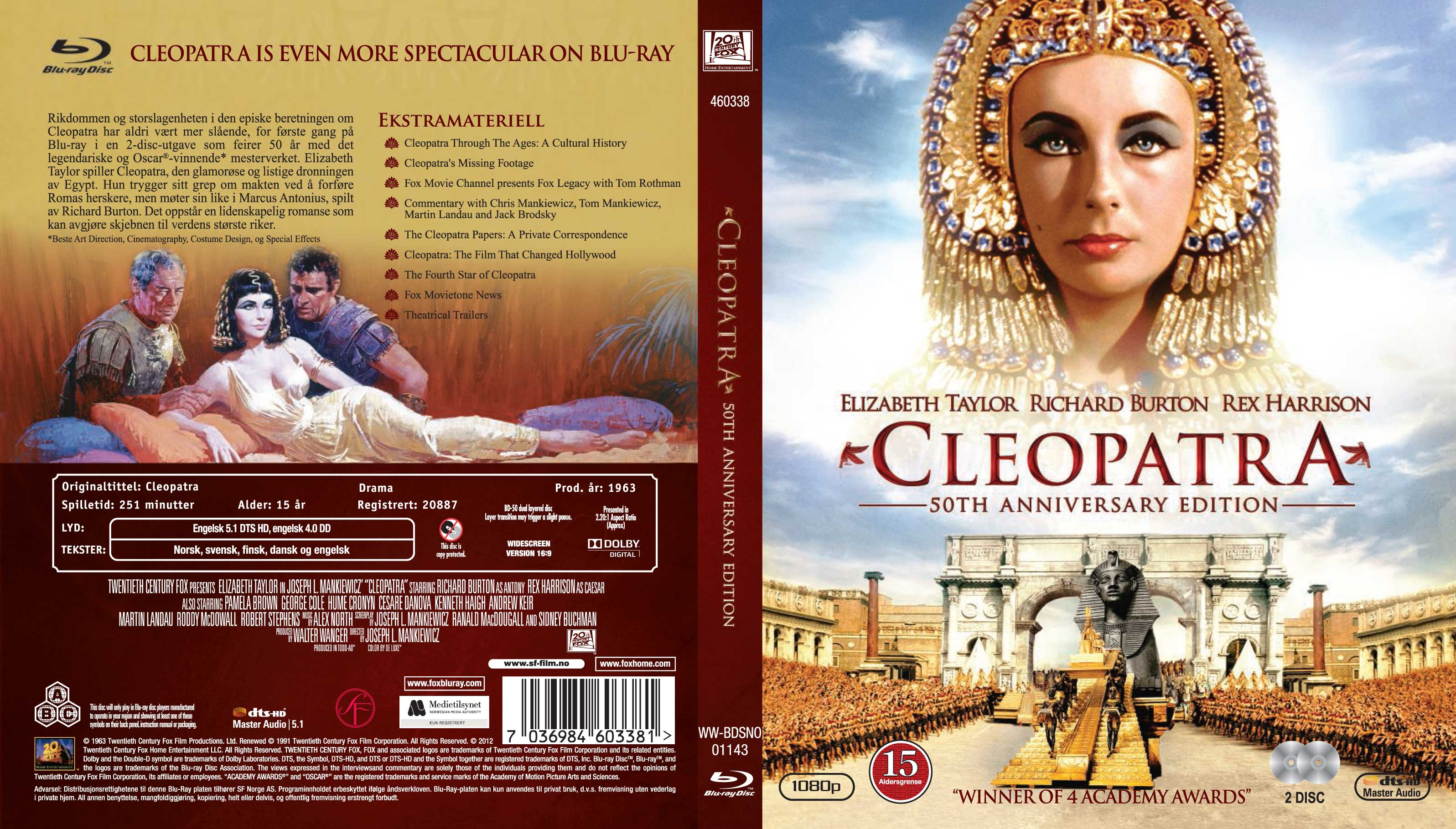 assignment 02 cleopatra reflective
