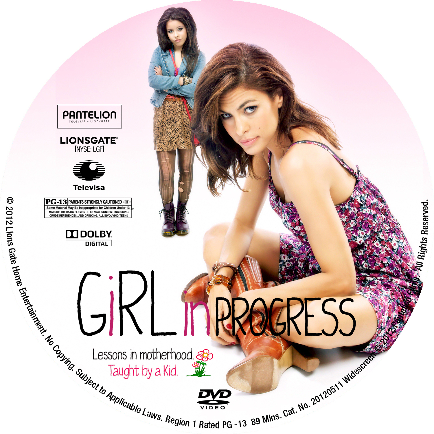 Think, that girl in progress movie