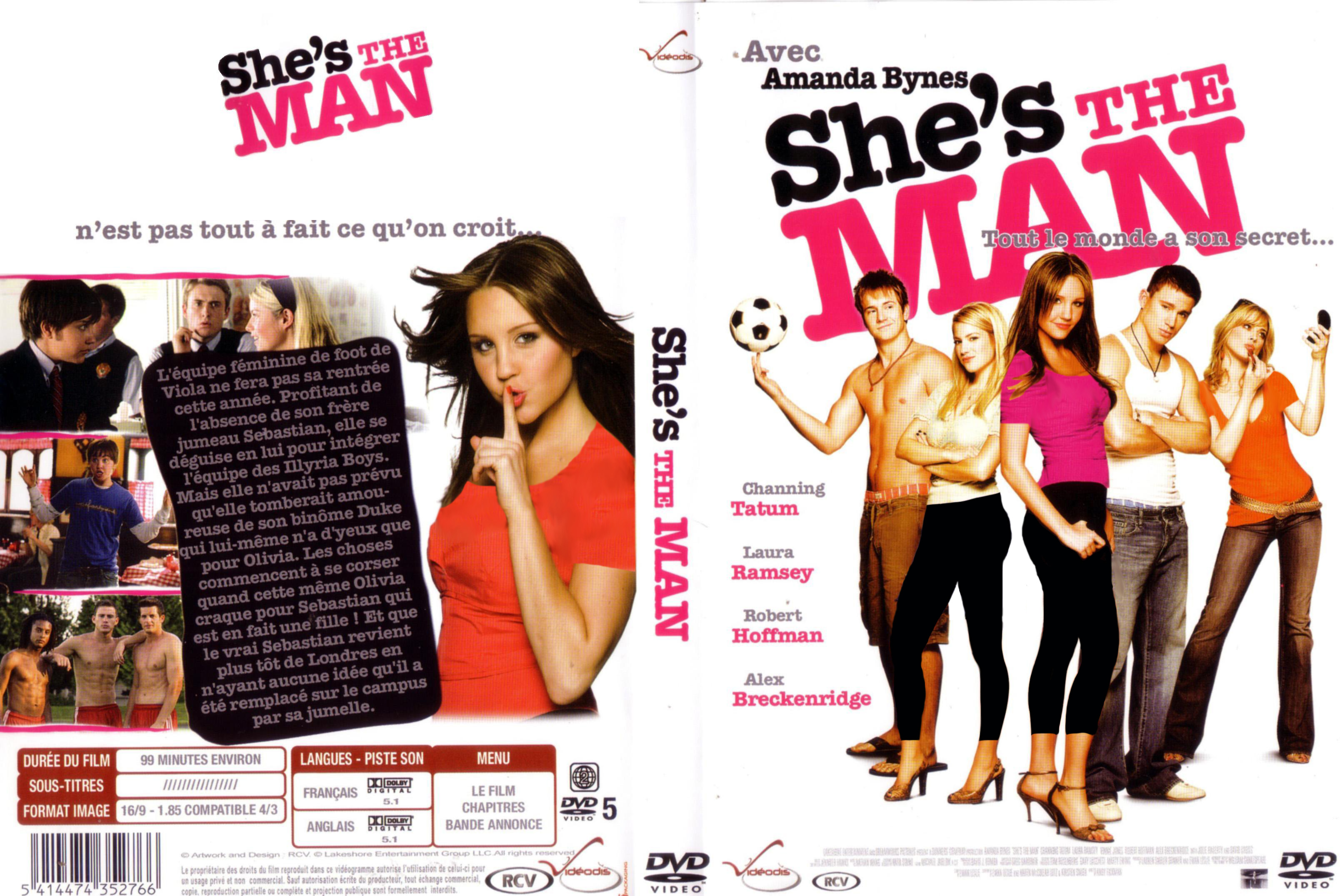 Filme Wie SheS The Man