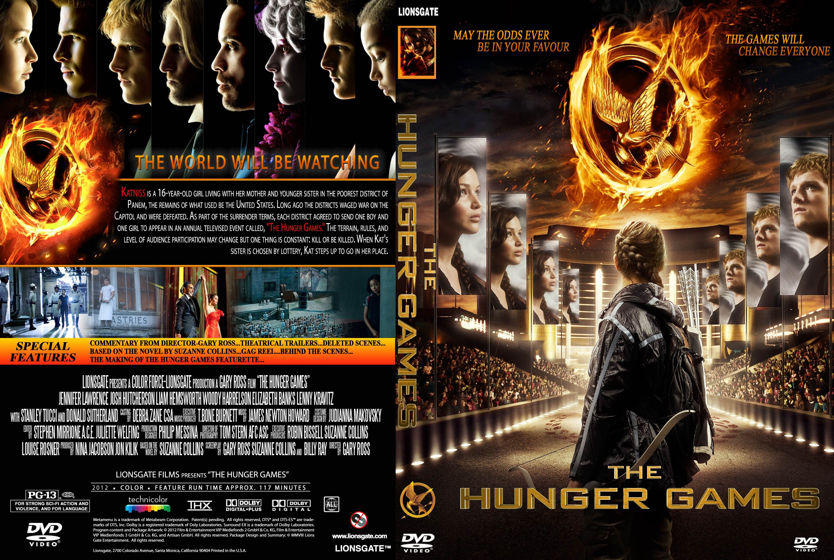 an analysis of the feminist film theory in the hunger games a movie by gary ross