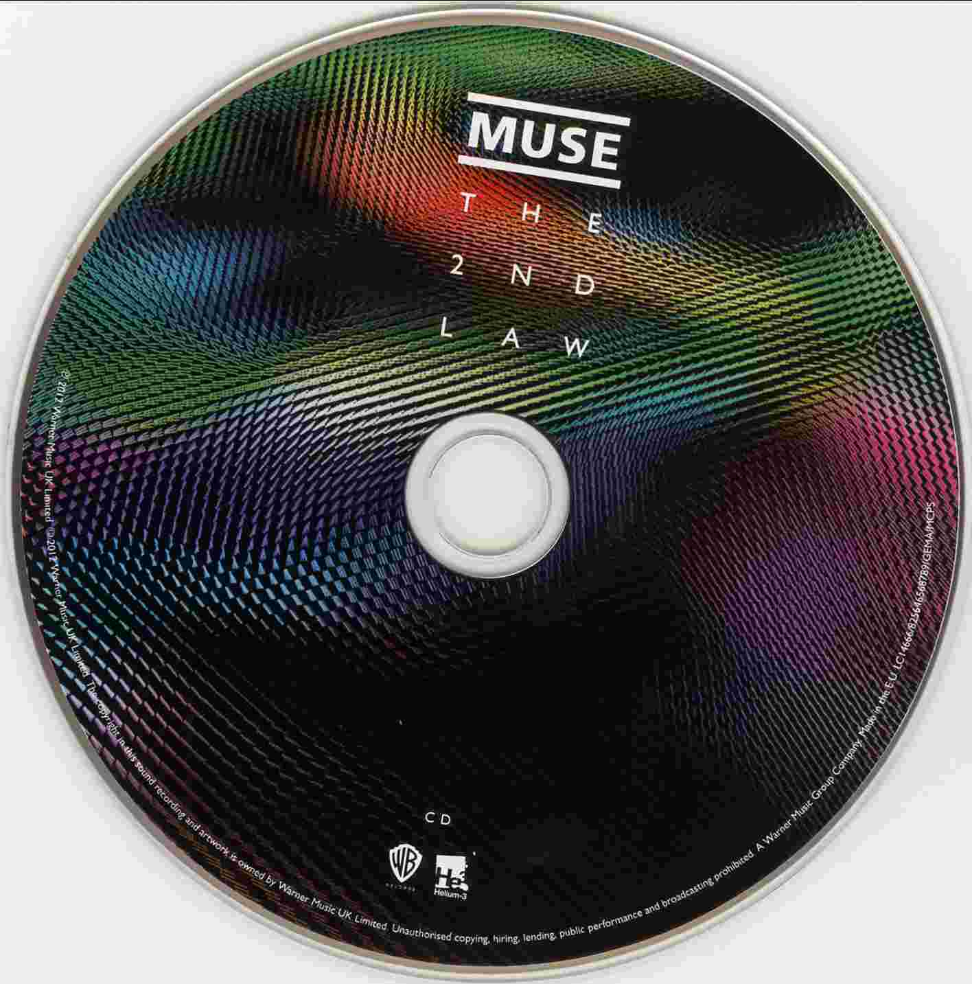 Muse The 2nd Law Cd | www.imgkid.com - The Image Kid Has It!