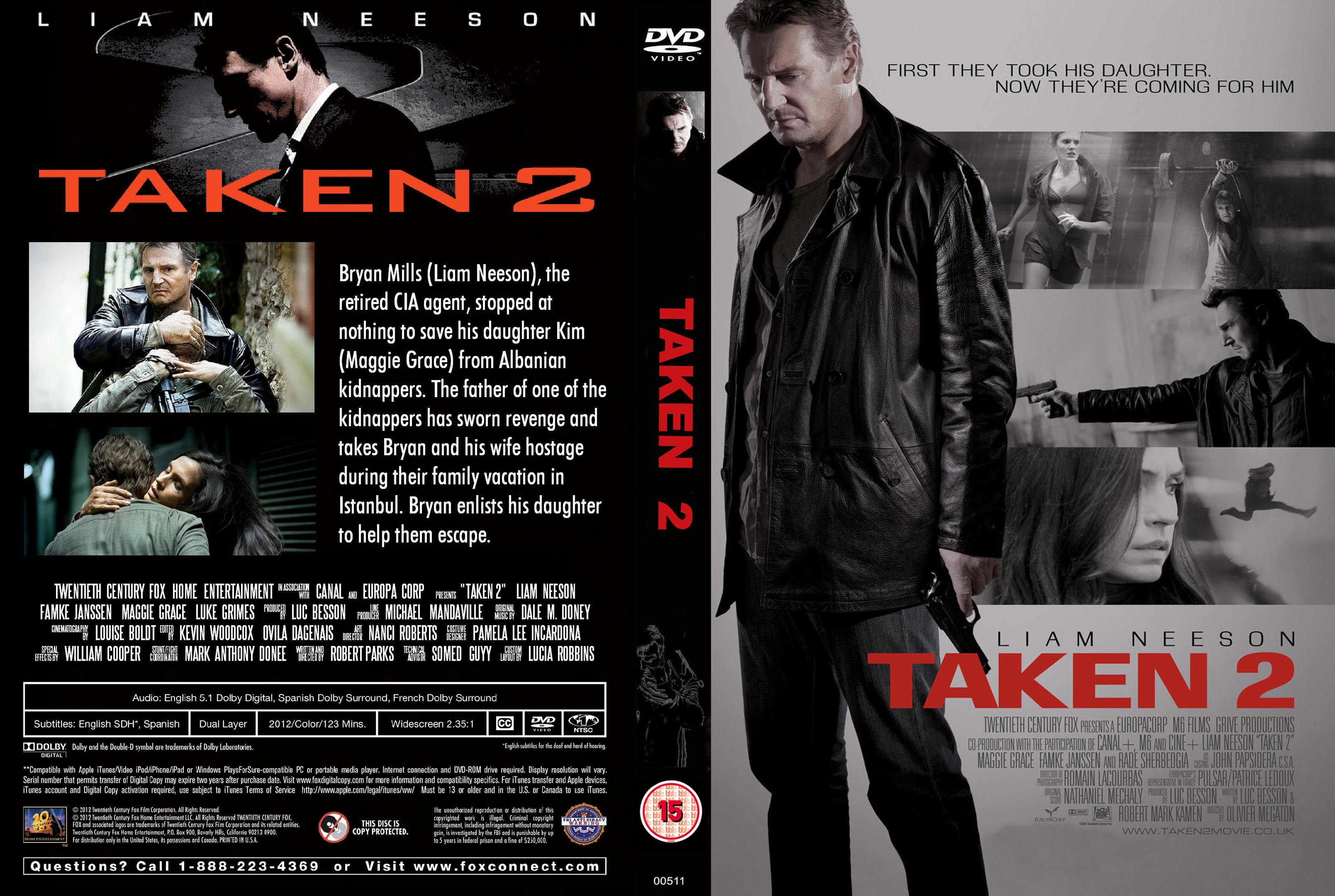 Watch][Taken 2 (2012)]Full   Movie