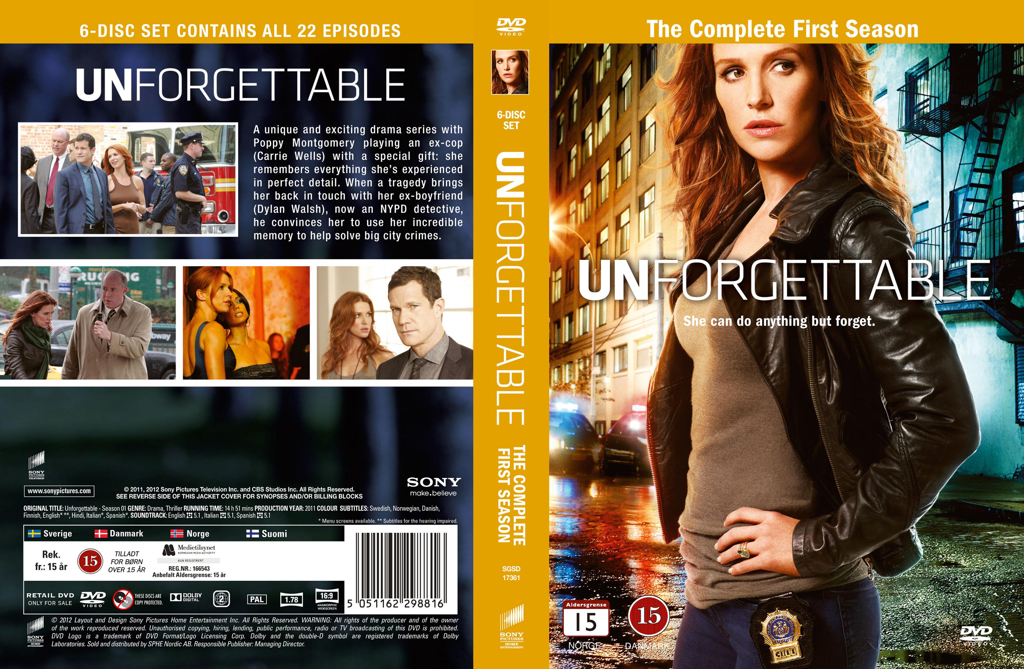unforgettable season 1 download