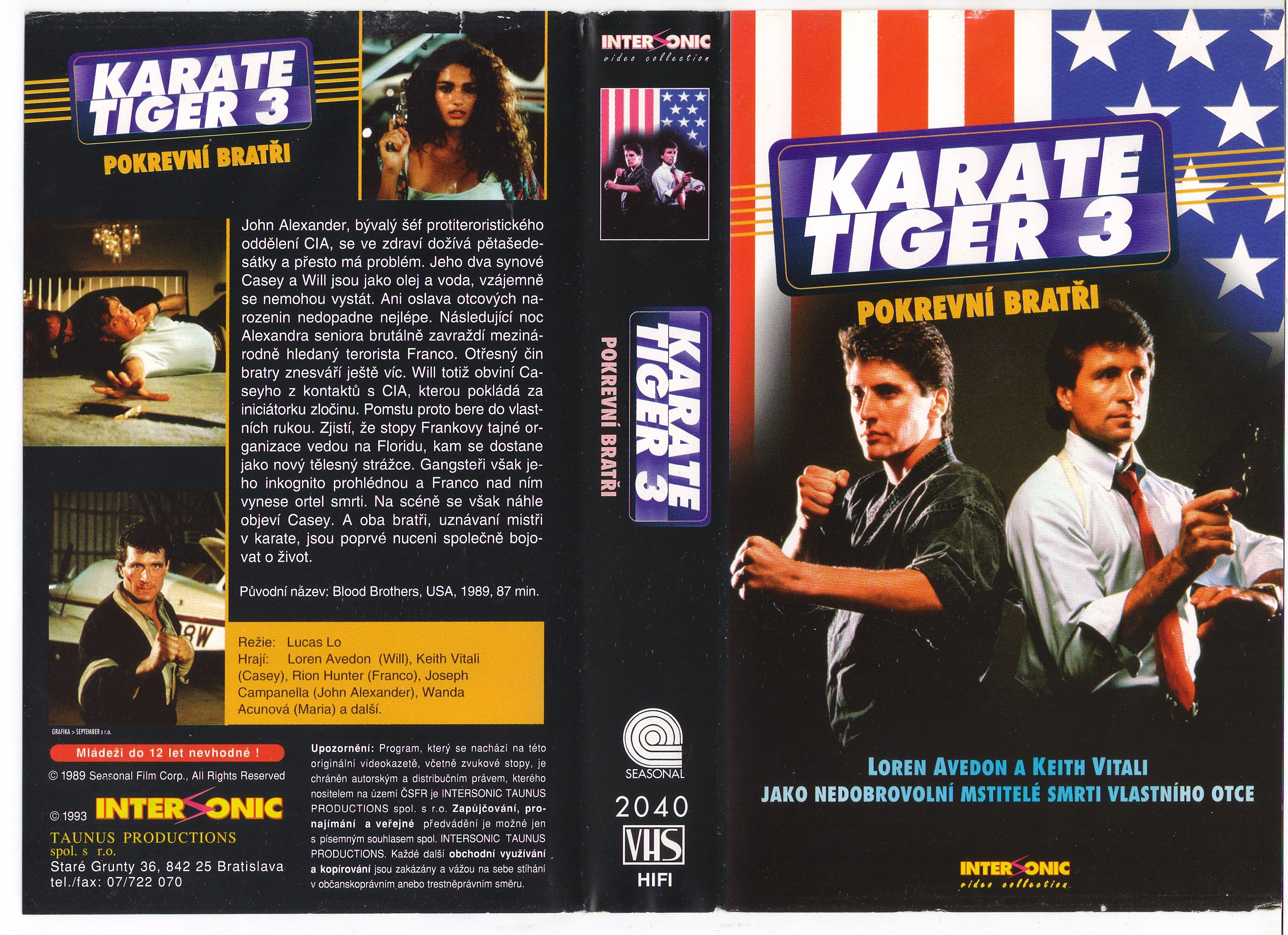 covers box sk karate tiger 3 high quality dvd blueray movie. Black Bedroom Furniture Sets. Home Design Ideas