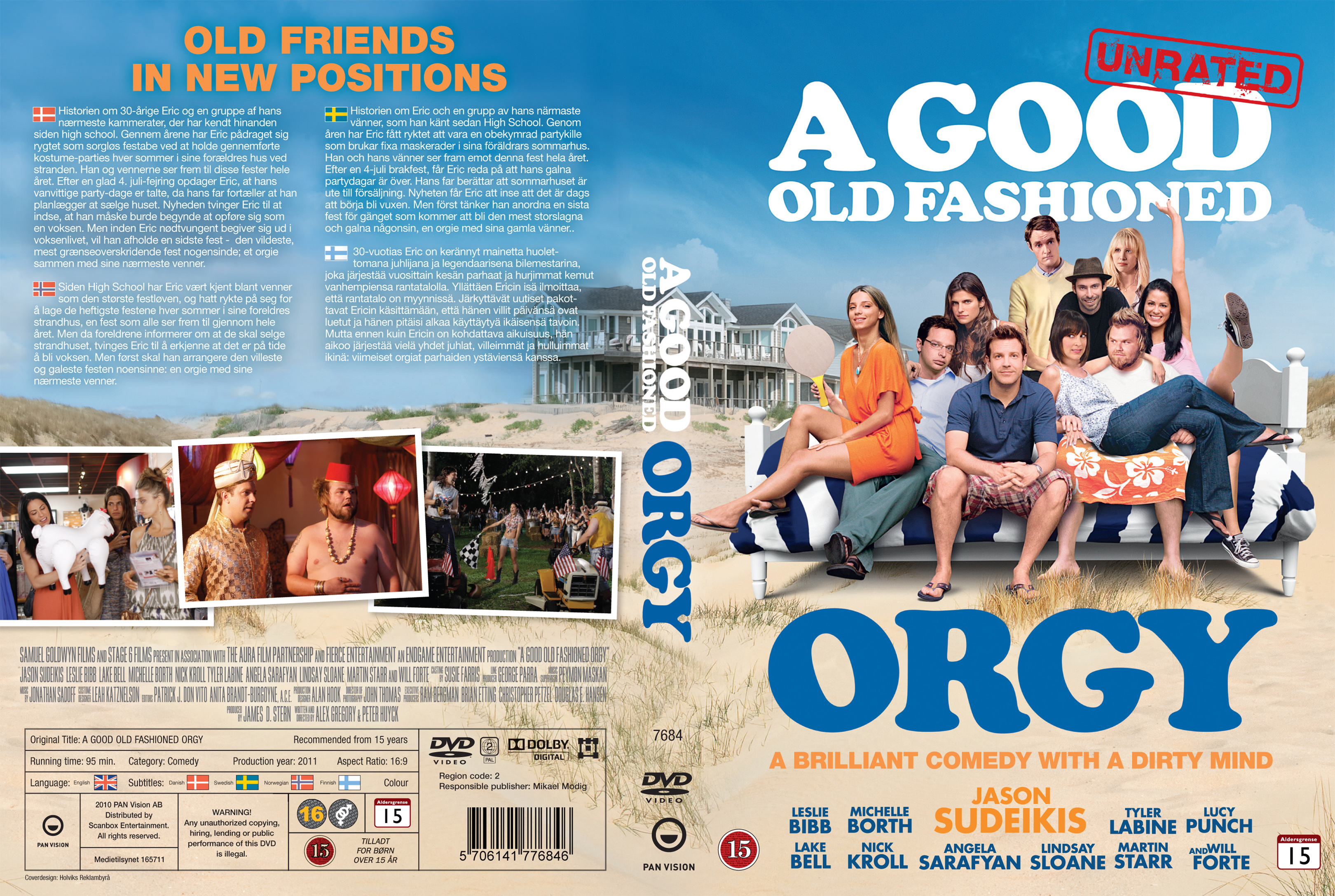 a good old fashioned orgy movie Financial analysis of A Good Old Fashioned Orgy (2011) including budget,  domestic and  All Time Domestic Box Office for Comedy Movies, 2,117,  $154,604.