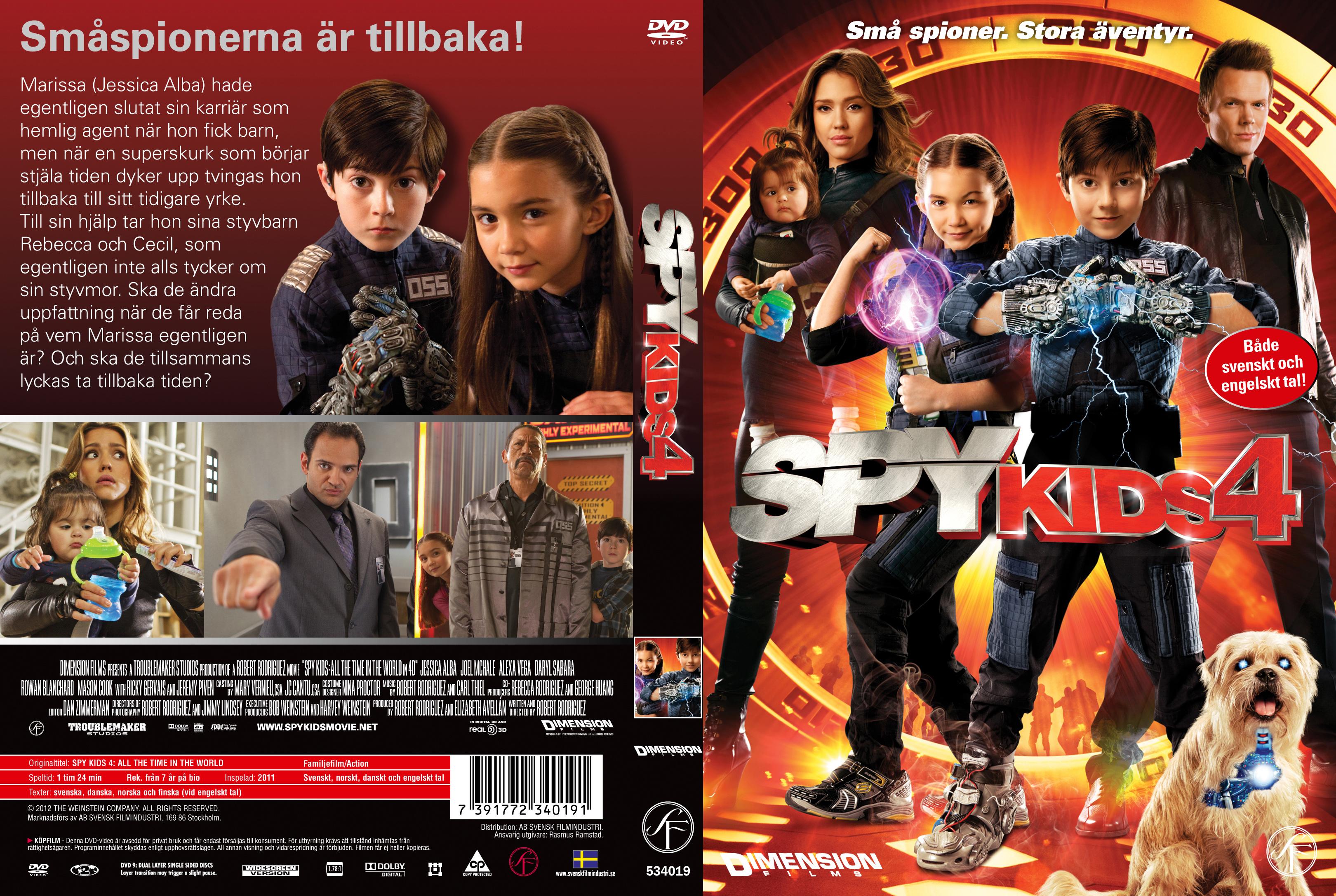 spy kids 2 torrent